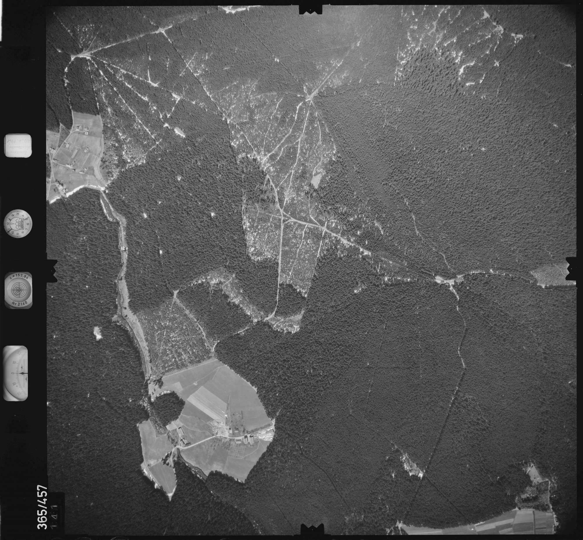 Luftbild: Film 15 Bildnr. 141, Bild 1