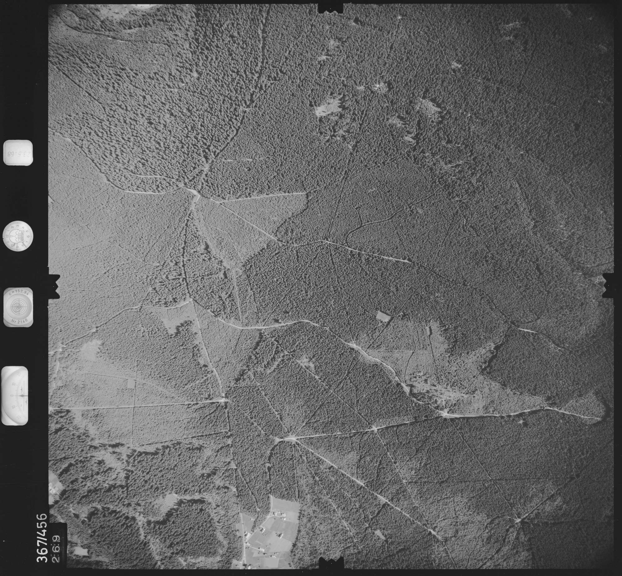 Luftbild: Film 30 Bildnr. 269, Bild 1