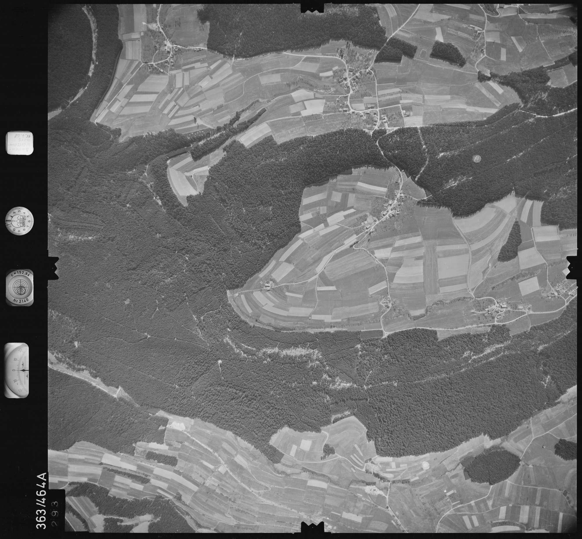 Luftbild: Film 45 Bildnr. 293, Bild 1
