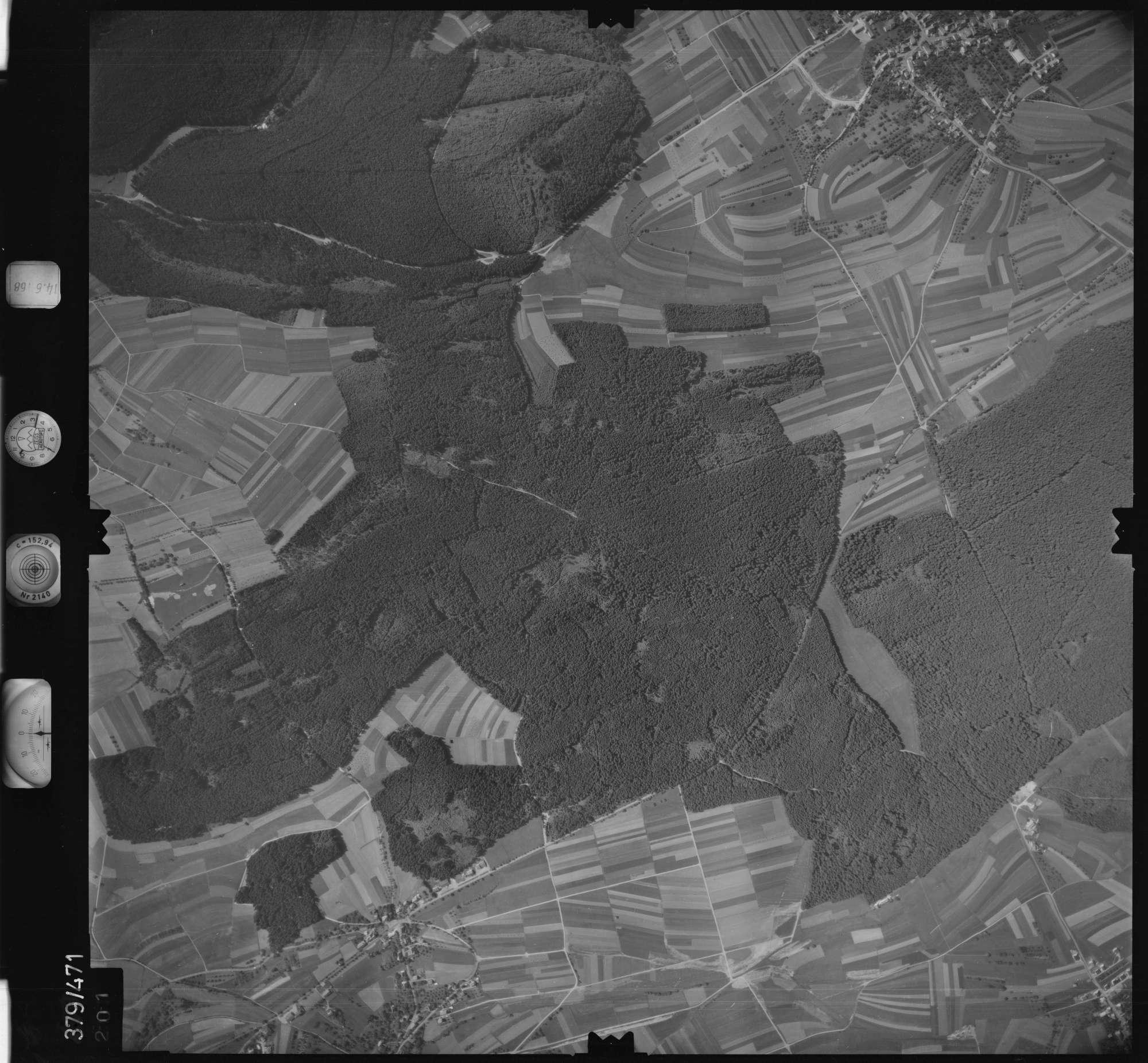Luftbild: Film 21 Bildnr. 201, Bild 1