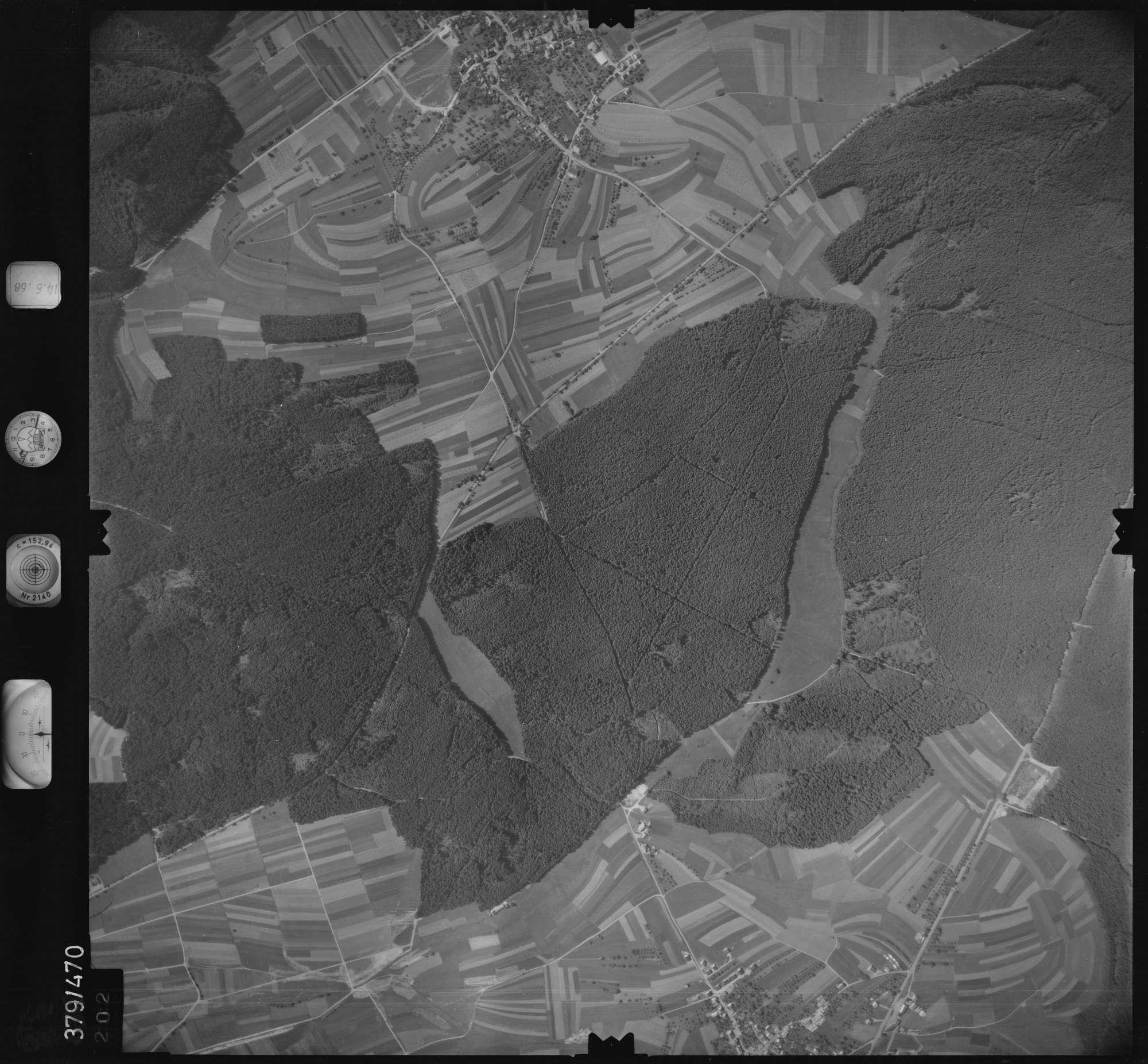 Luftbild: Film 21 Bildnr. 202, Bild 1