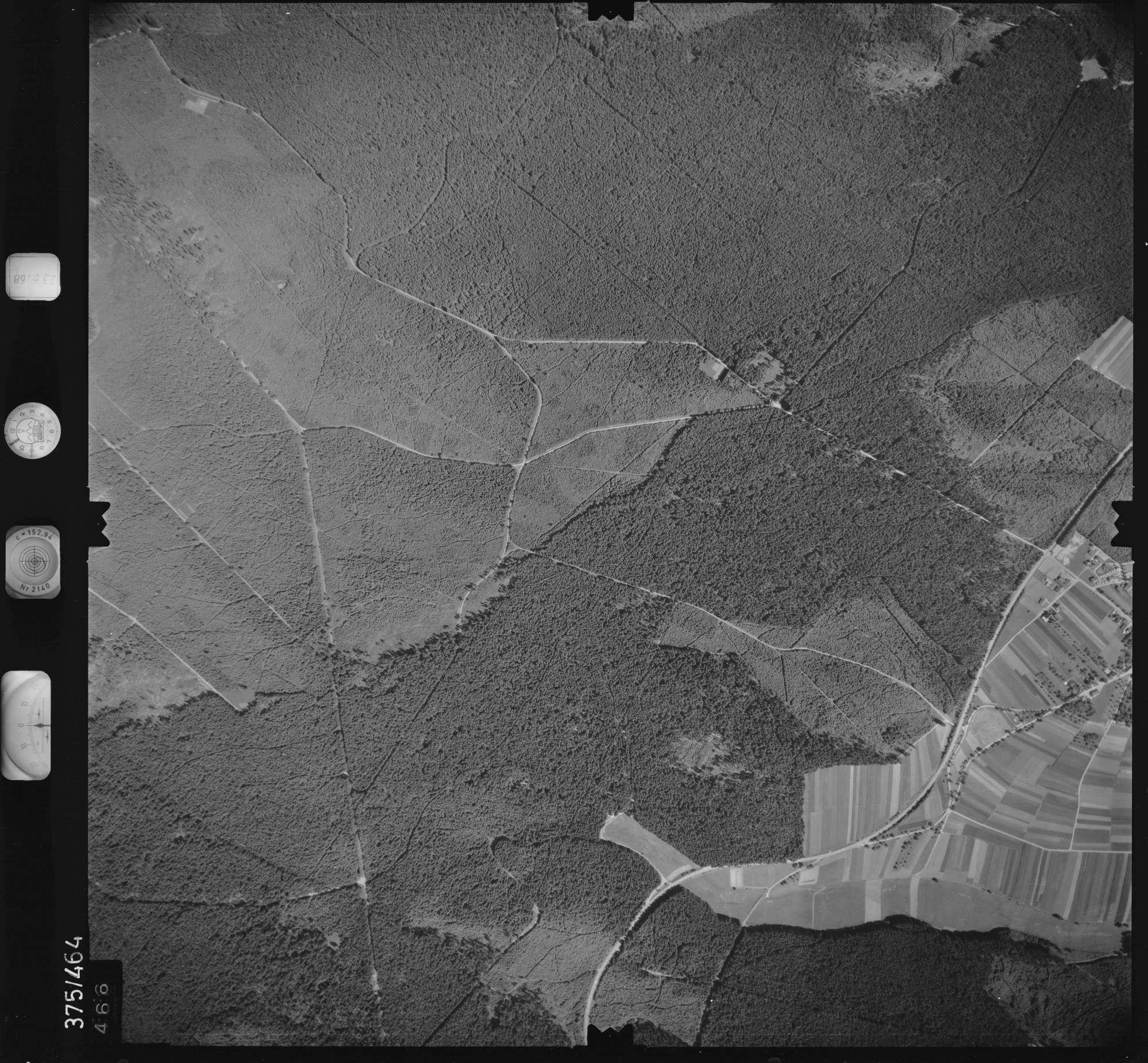 Luftbild: Film 29 Bildnr. 466, Bild 1