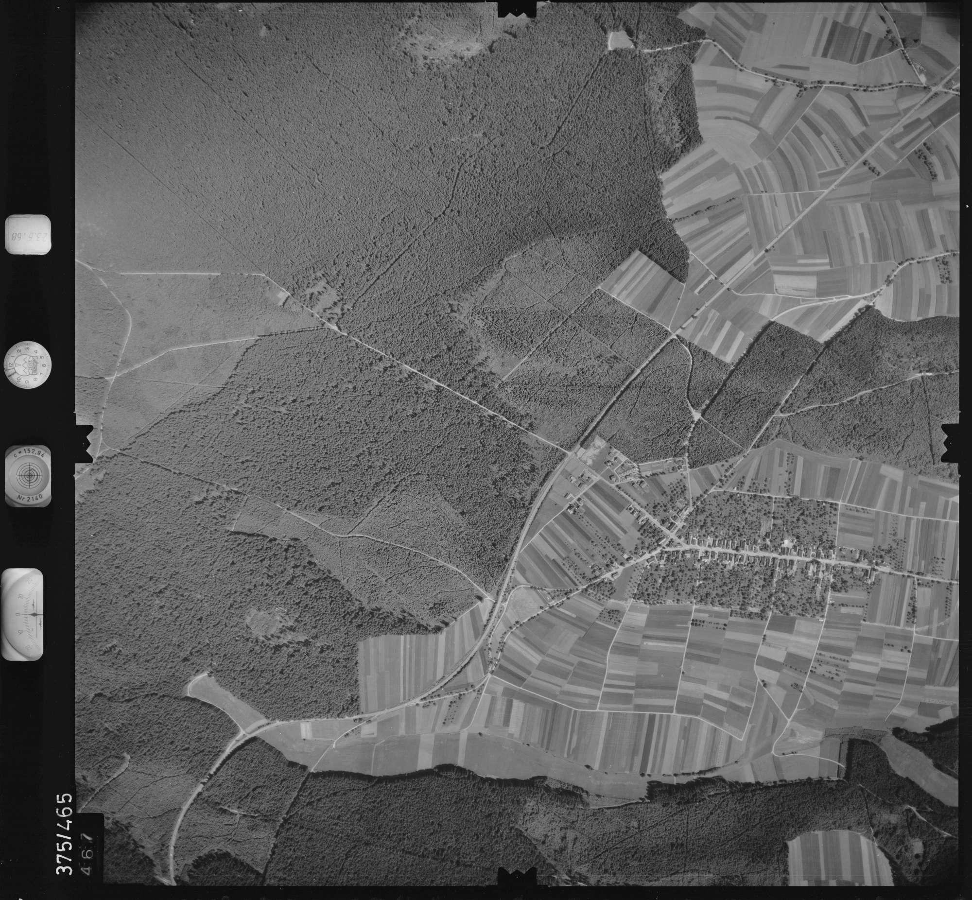 Luftbild: Film 29 Bildnr. 467, Bild 1