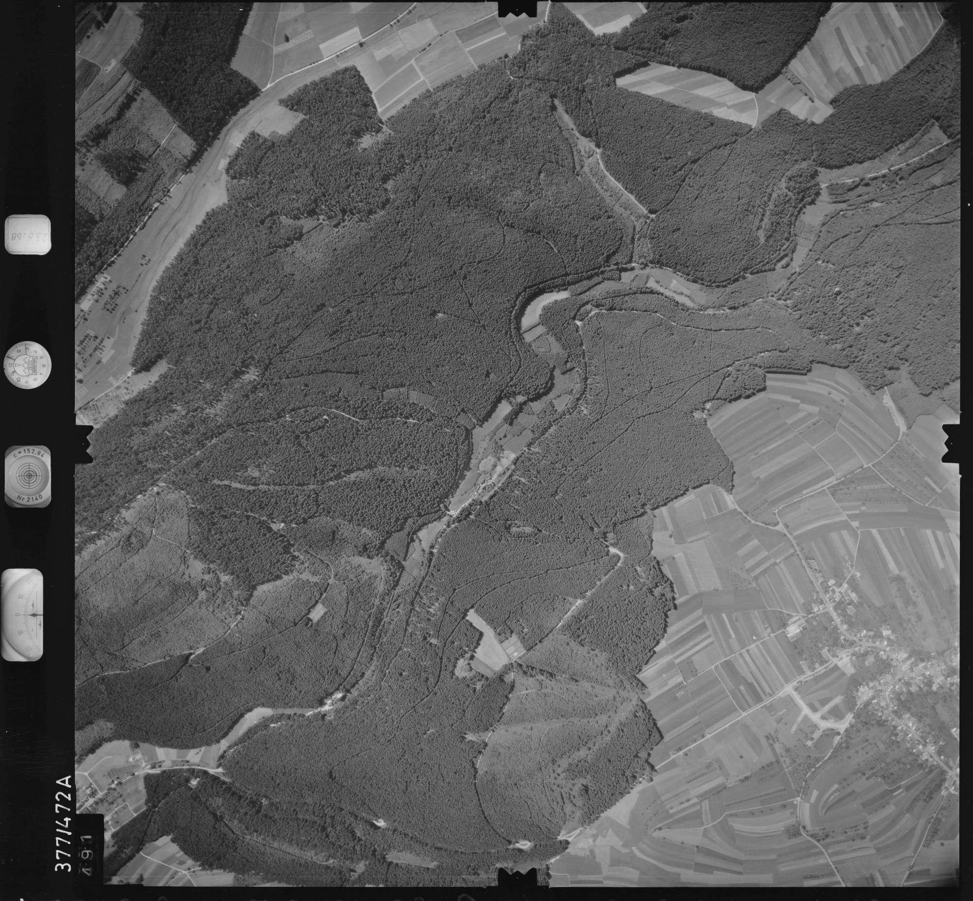 Luftbild: Film 29 Bildnr. 491, Bild 1