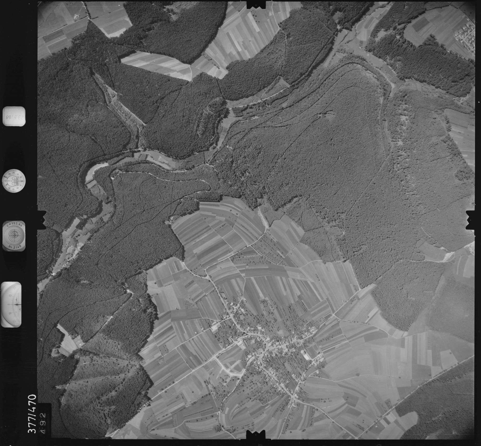 Luftbild: Film 29 Bildnr. 492, Bild 1