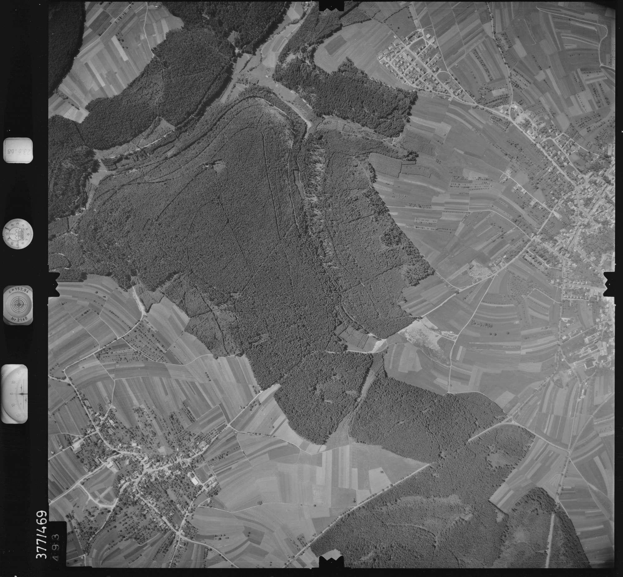 Luftbild: Film 29 Bildnr. 493, Bild 1