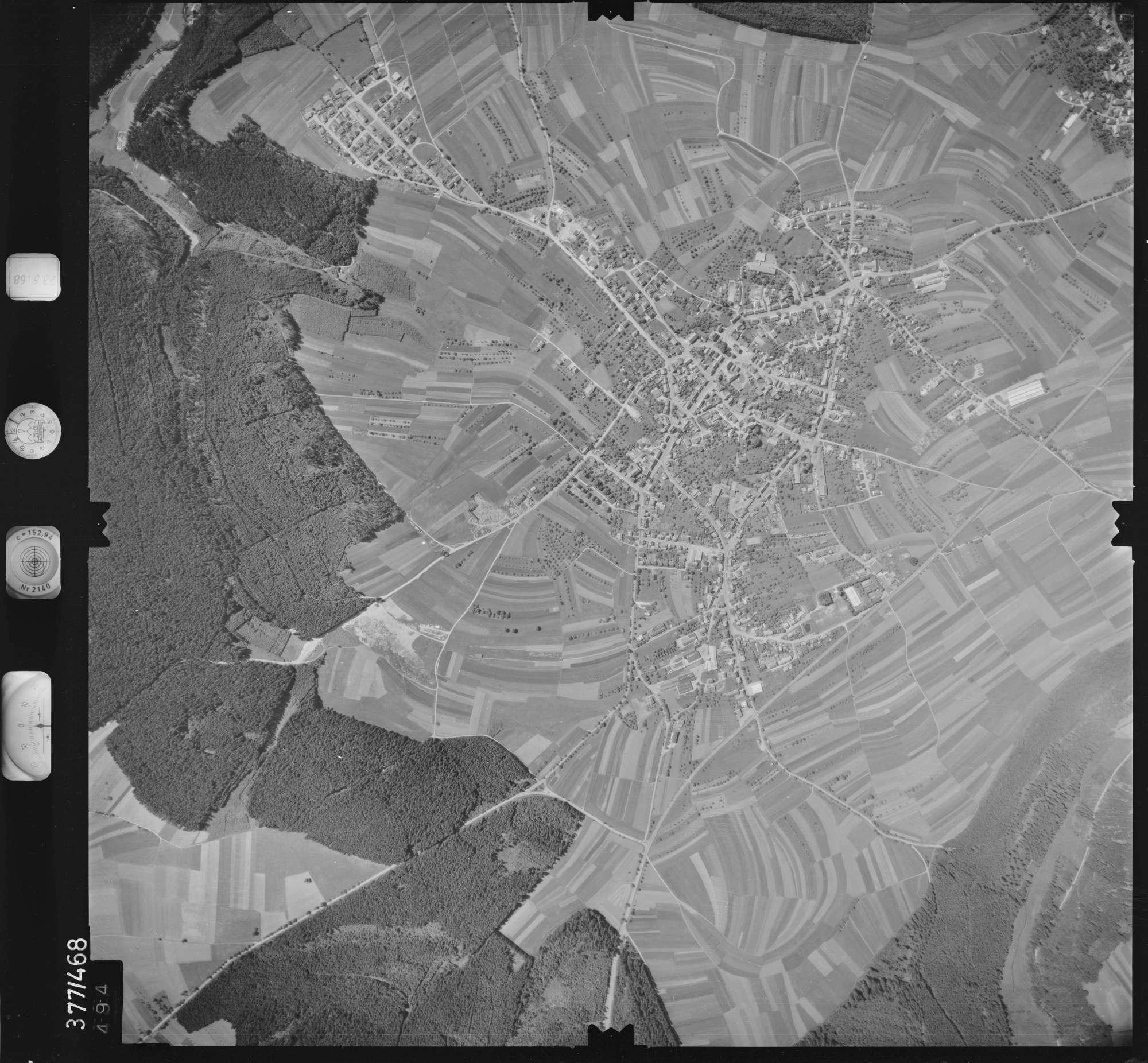 Luftbild: Film 29 Bildnr. 494, Bild 1