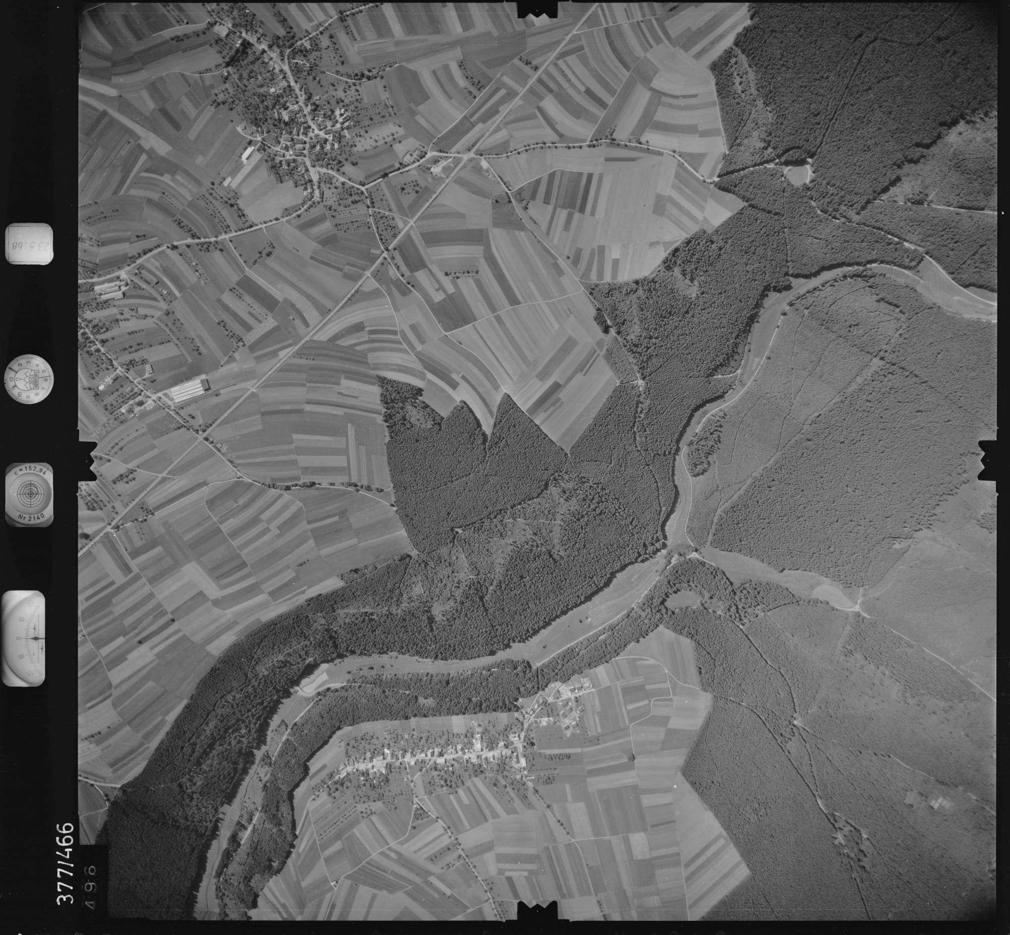 Luftbild: Film 29 Bildnr. 496, Bild 1