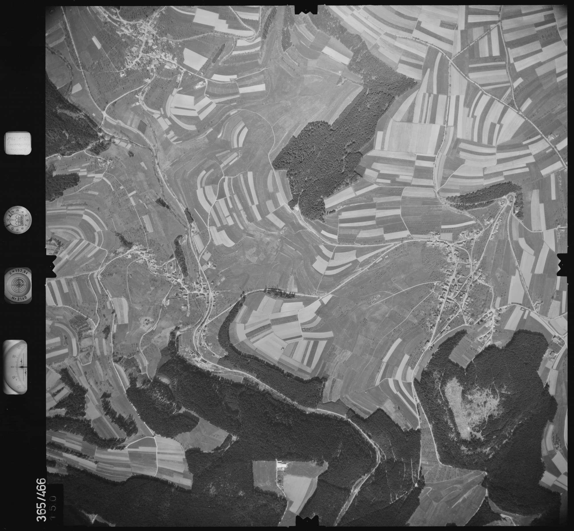Luftbild: Film 15 Bildnr. 150, Bild 1
