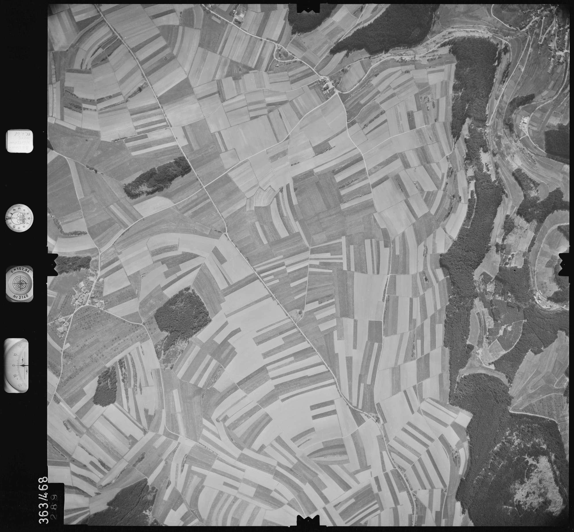 Luftbild: Film 45 Bildnr. 289, Bild 1