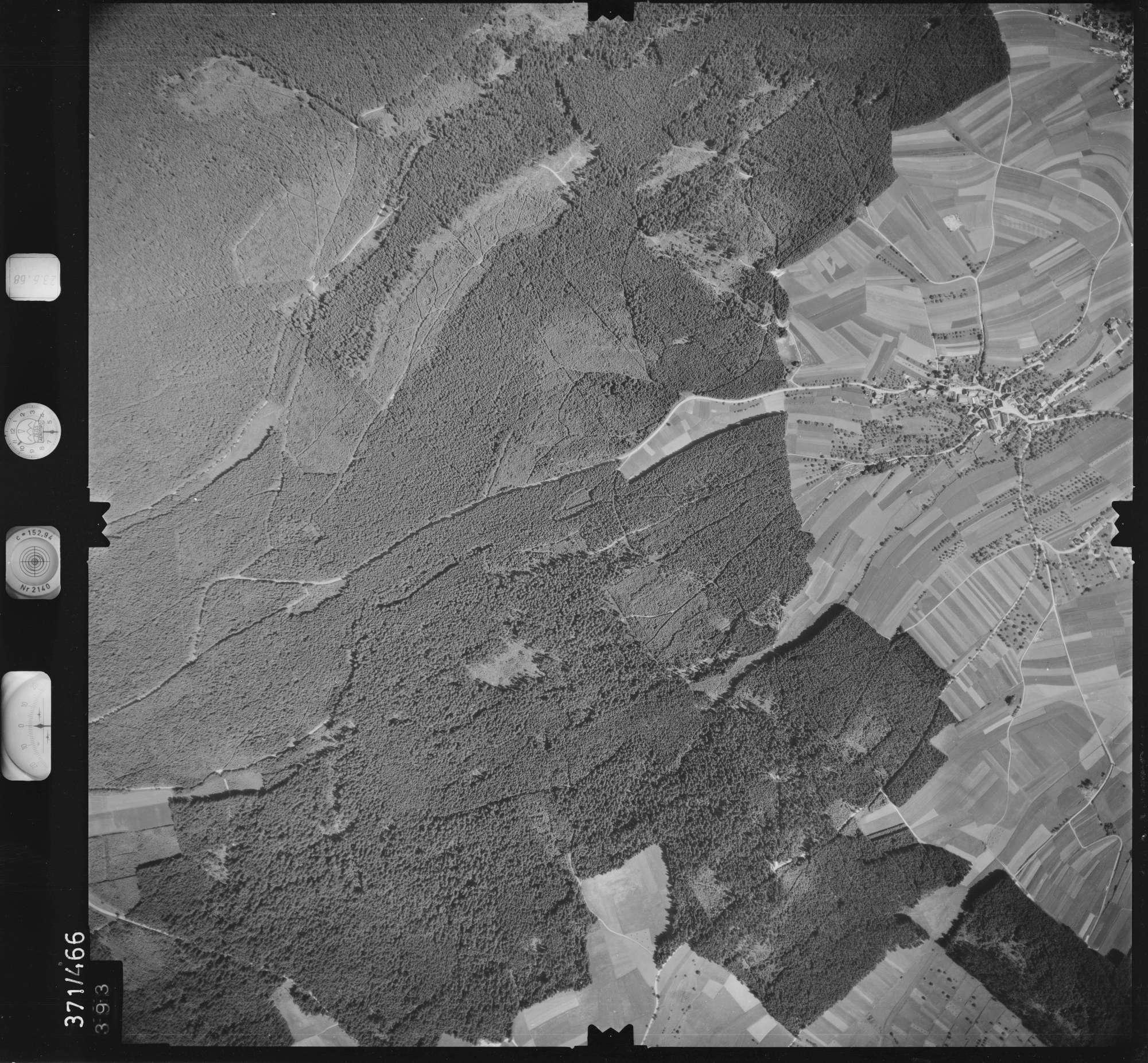 Luftbild: Film 29 Bildnr. 393, Bild 1