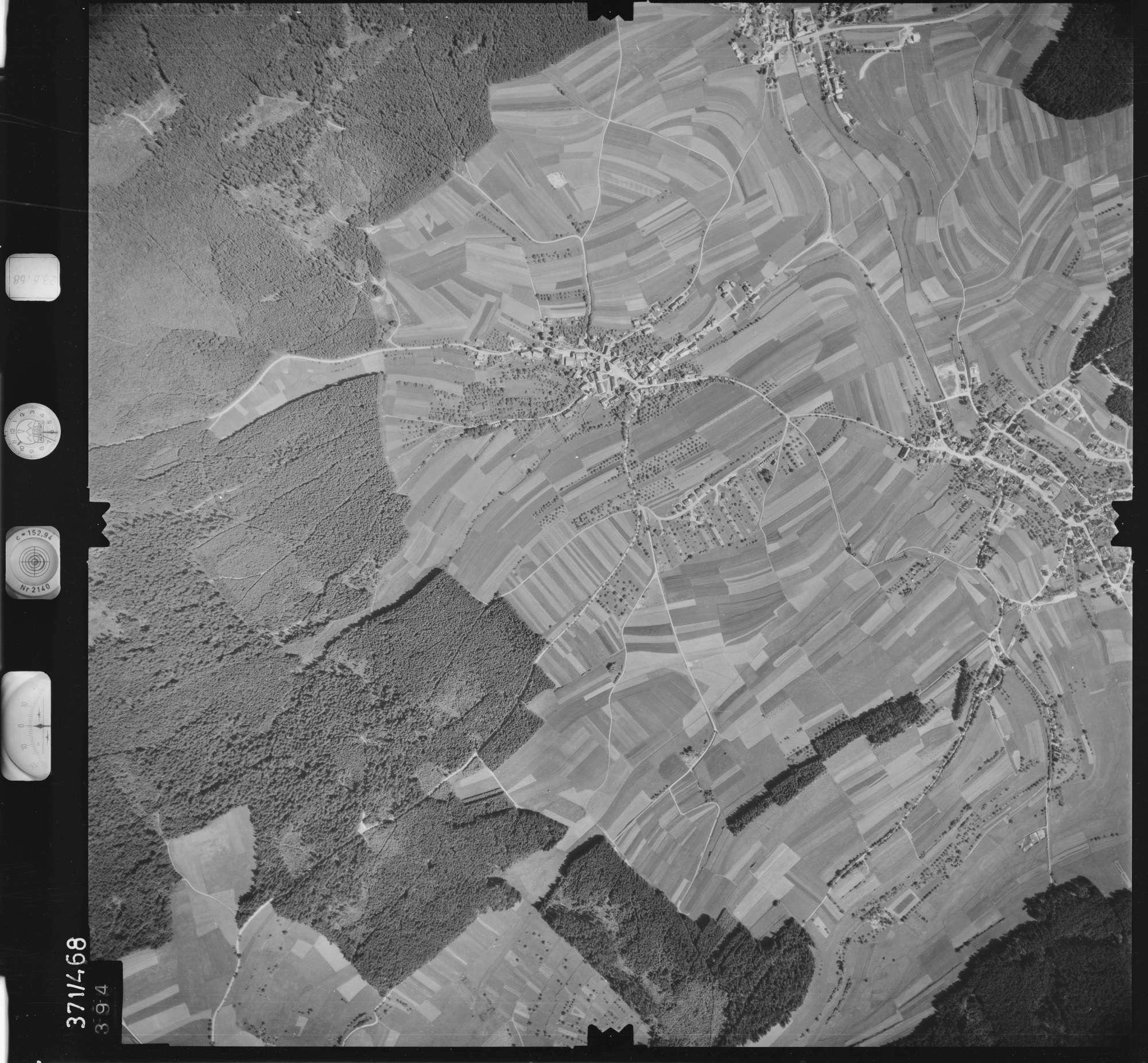 Luftbild: Film 29 Bildnr. 394, Bild 1