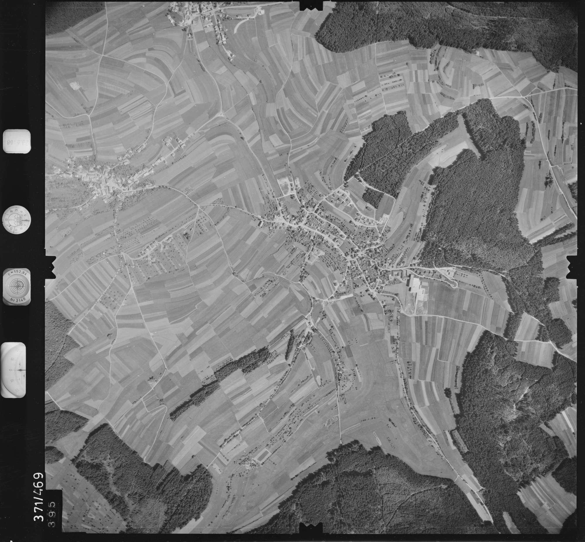 Luftbild: Film 29 Bildnr. 395, Bild 1