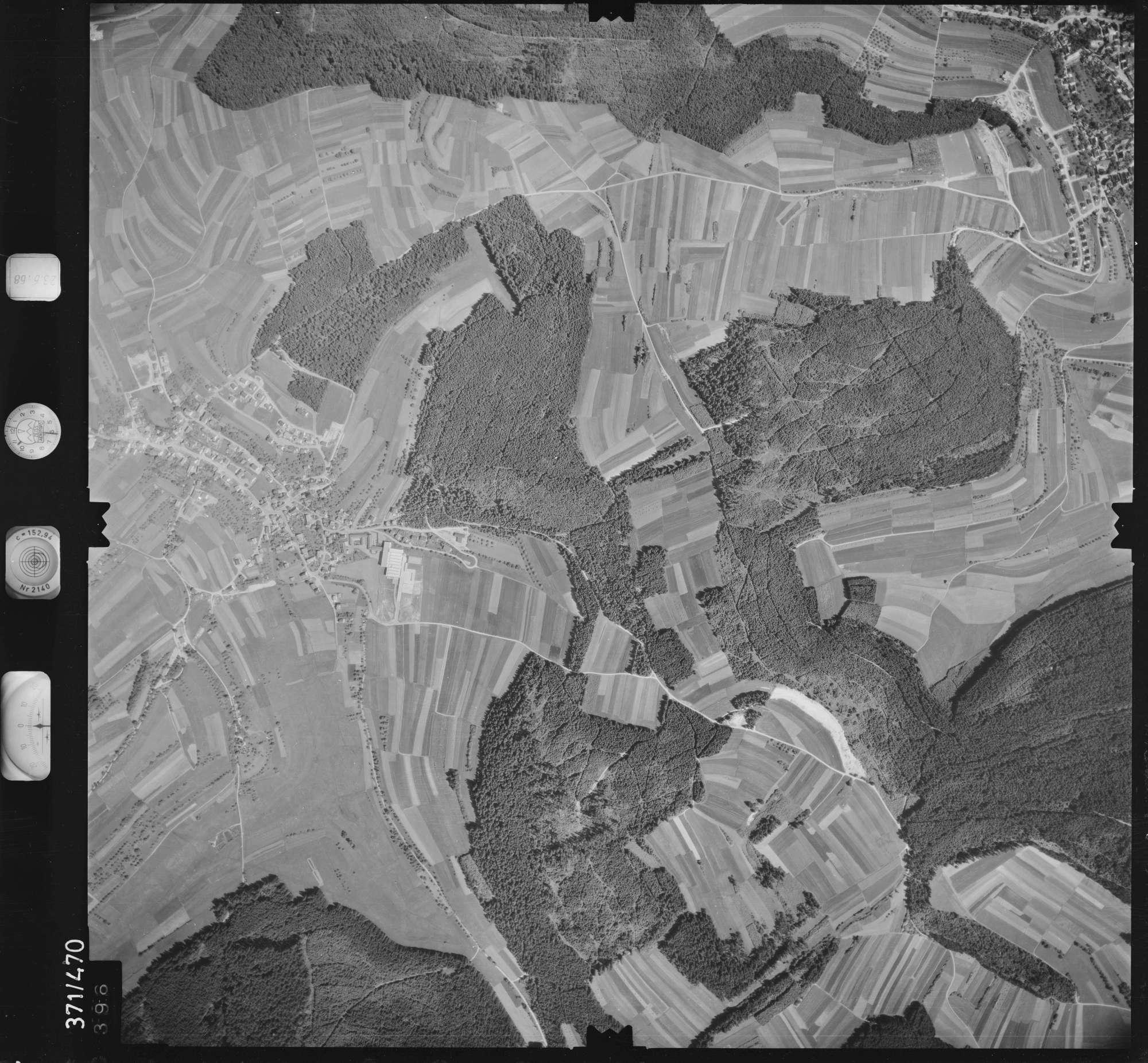 Luftbild: Film 29 Bildnr. 396, Bild 1