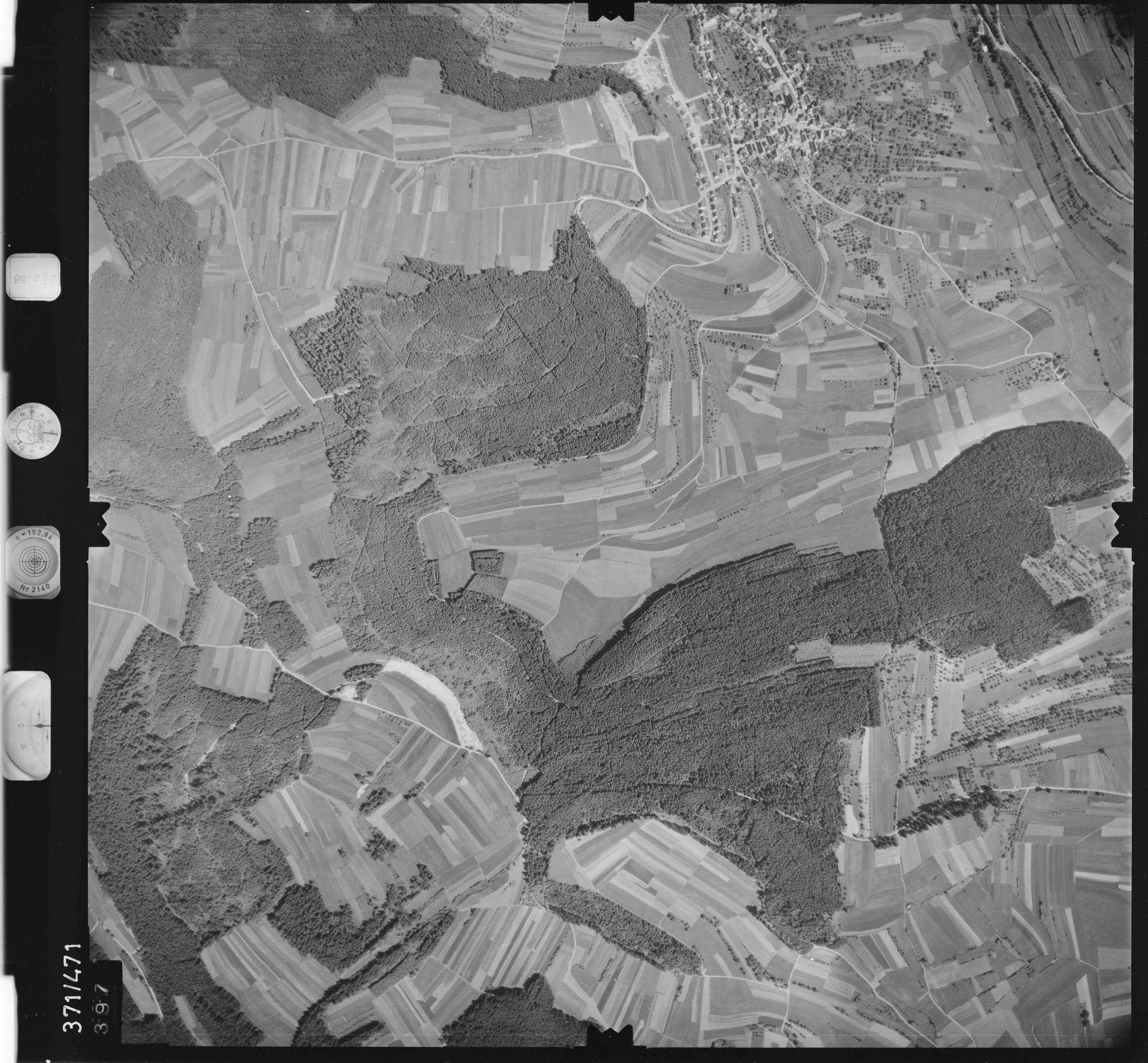 Luftbild: Film 29 Bildnr. 397, Bild 1