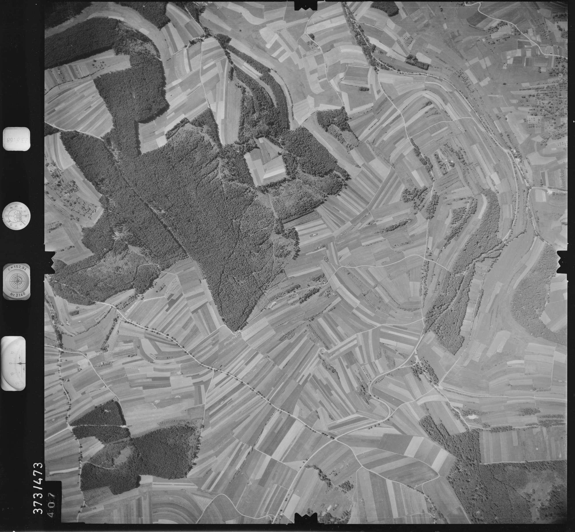 Luftbild: Film 29 Bildnr. 407, Bild 1