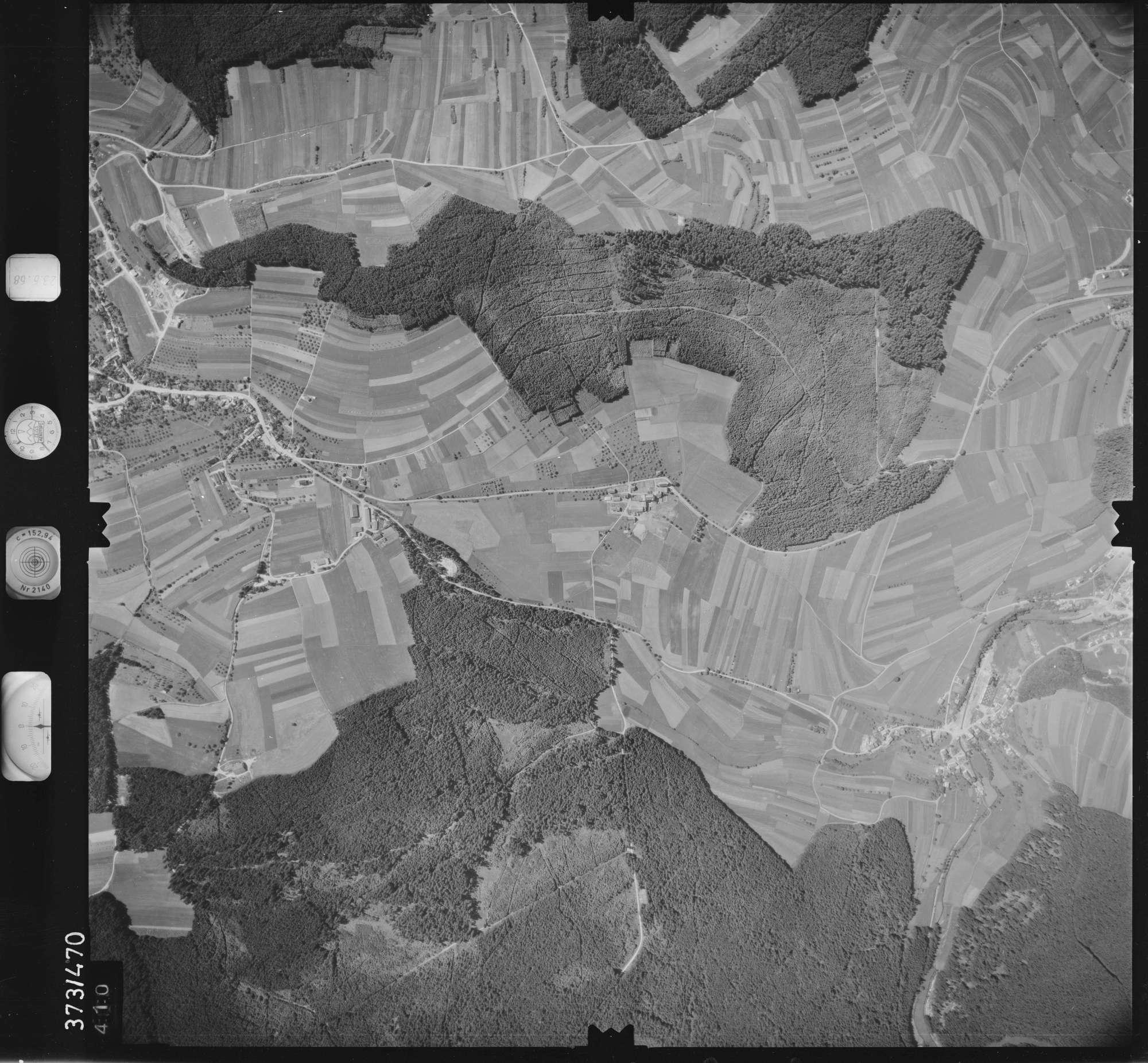 Luftbild: Film 29 Bildnr. 410, Bild 1
