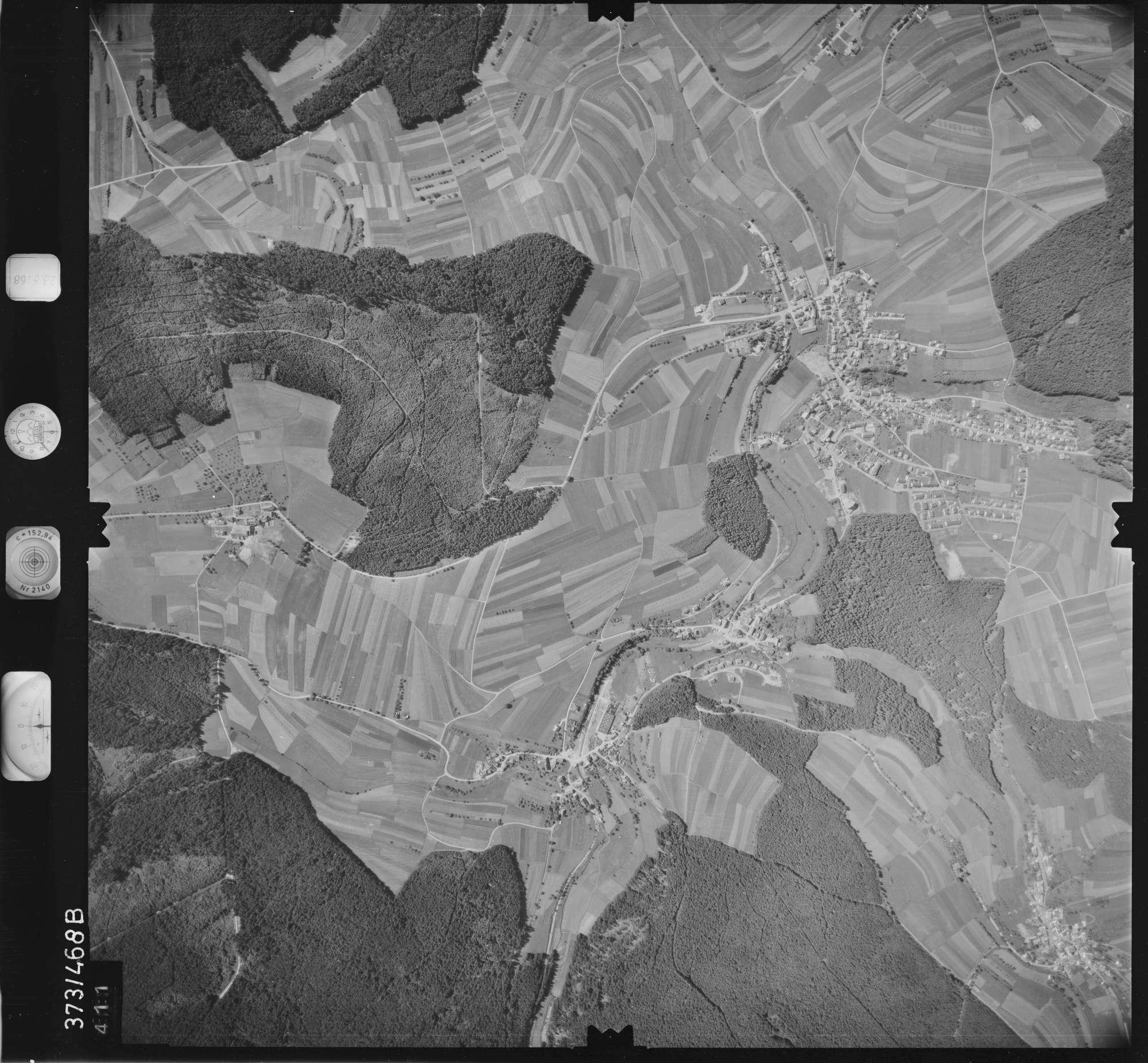 Luftbild: Film 29 Bildnr. 411, Bild 1