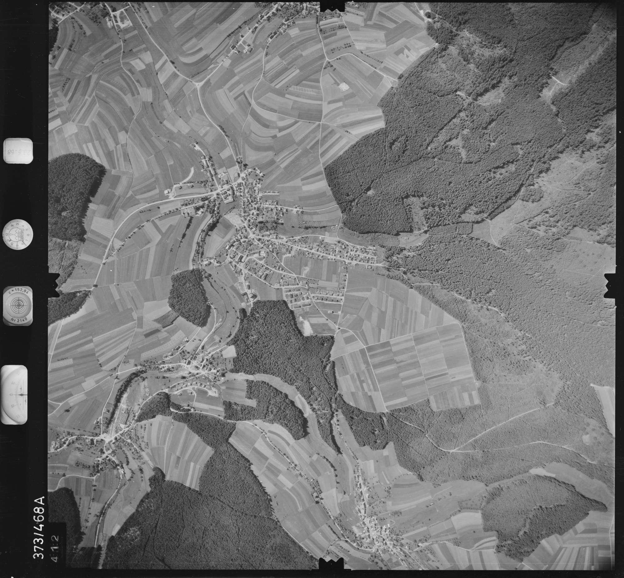 Luftbild: Film 29 Bildnr. 412, Bild 1