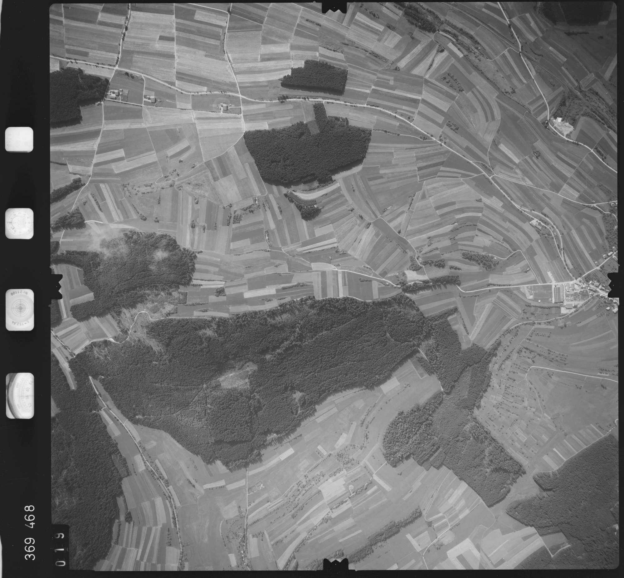 Luftbild: Film 91 Bildnr. 19, Bild 1