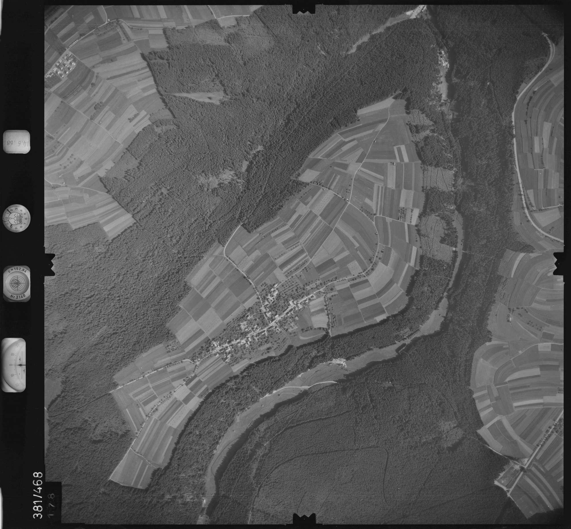 Luftbild: Film 21 Bildnr. 178, Bild 1