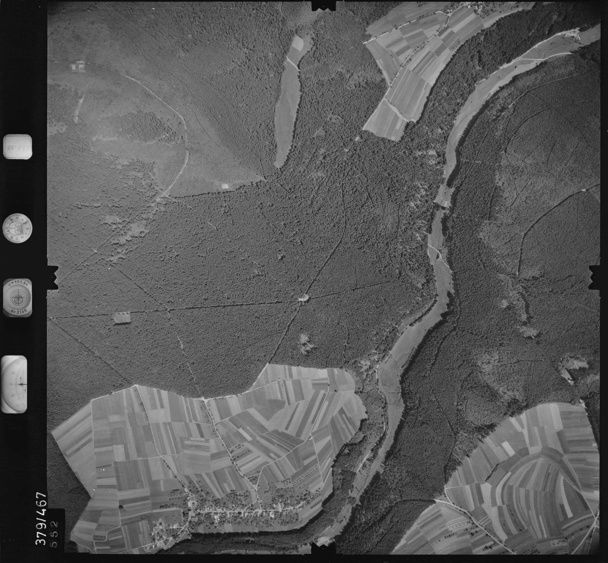 Luftbild: Film 29 Bildnr. 552, Bild 1