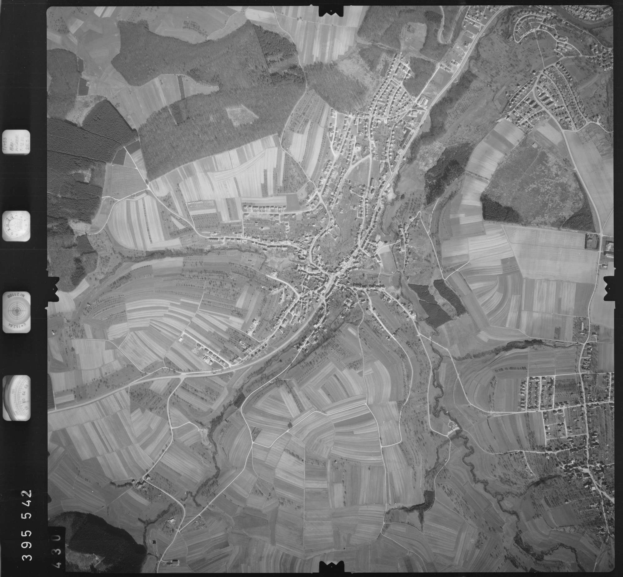 Luftbild: Film 13 Bildnr. 430, Bild 1