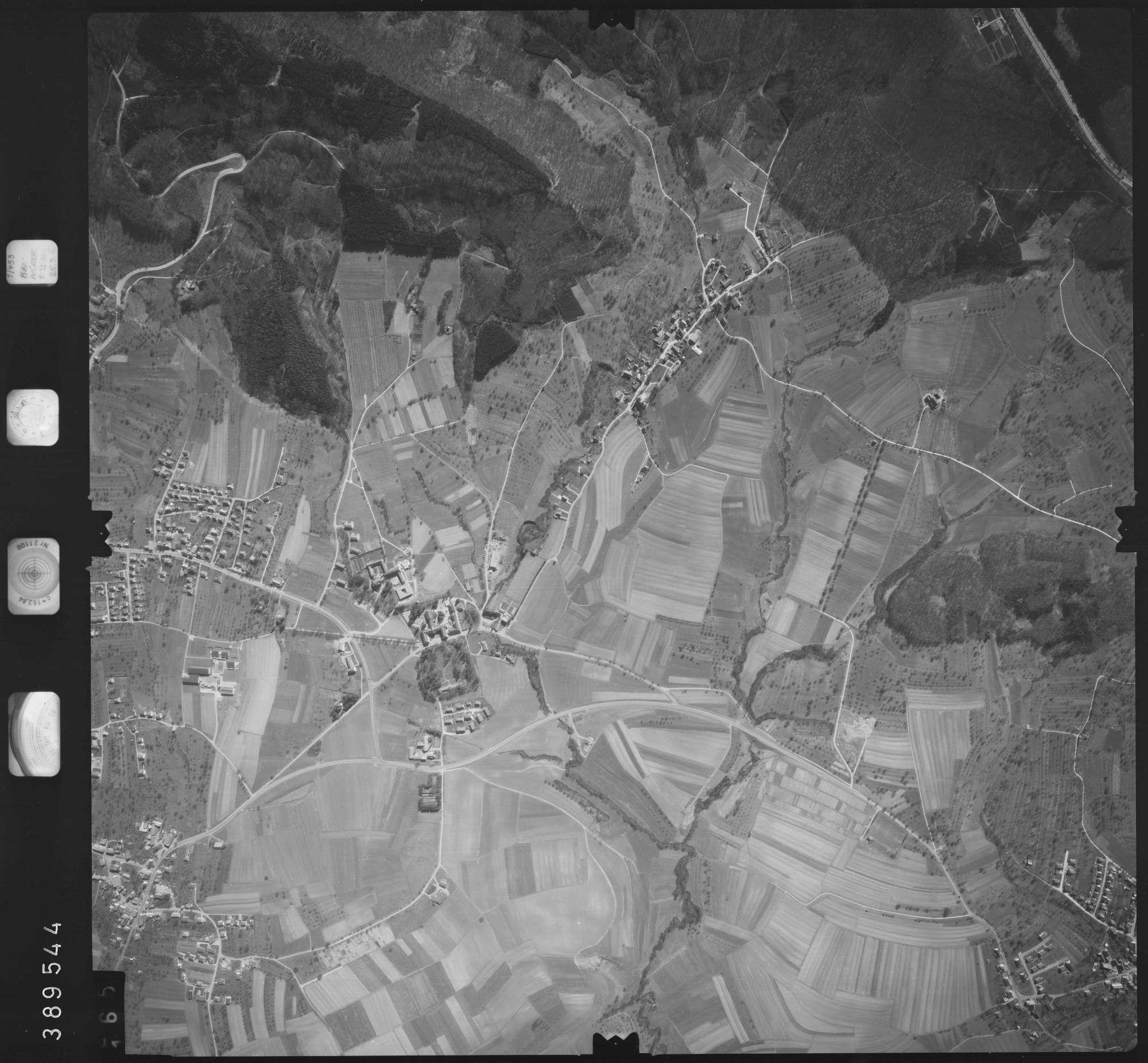 Luftbild: Film 22 Bildnr. 165, Bild 1