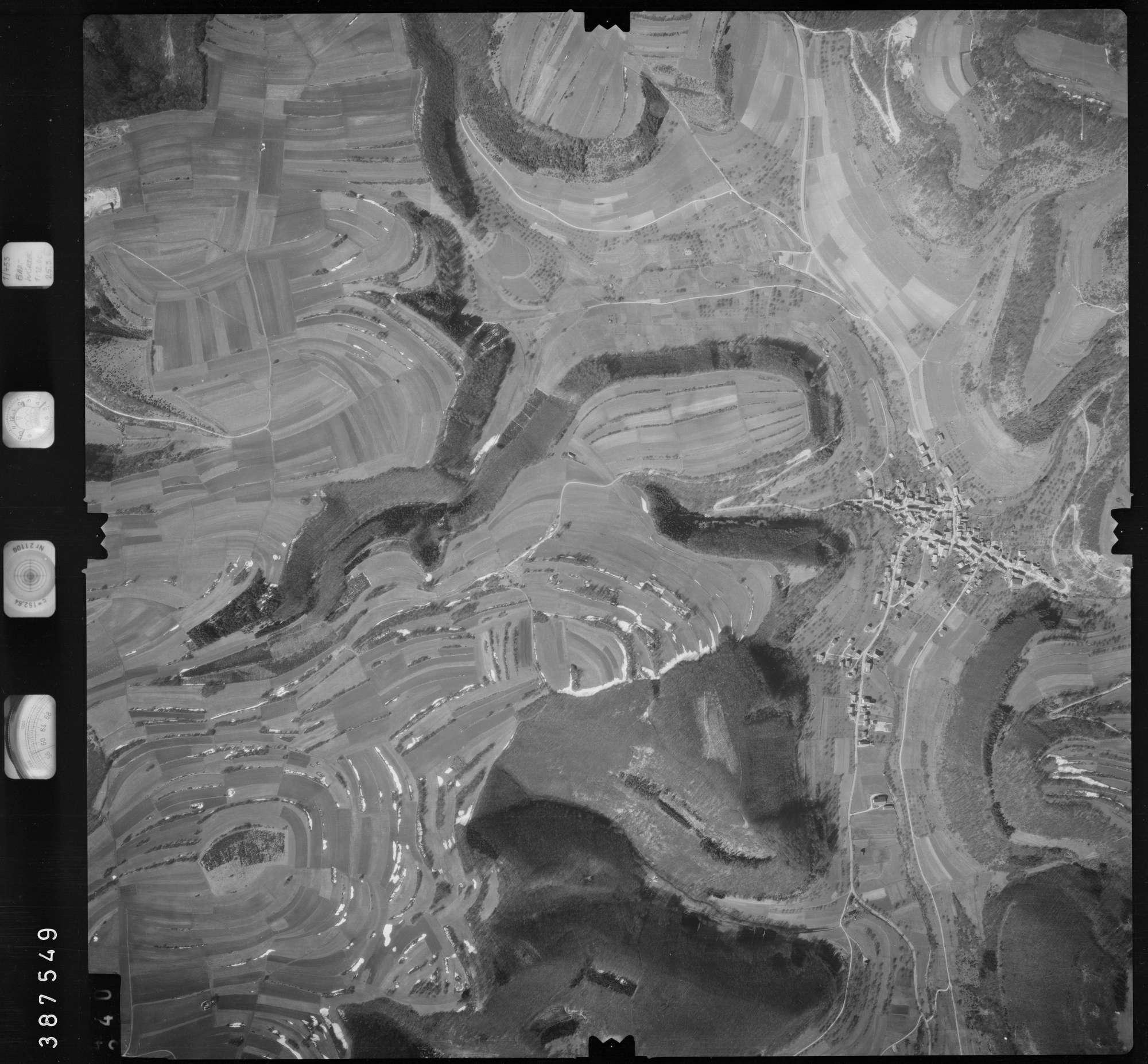 Luftbild: Film 23 Bildnr. 339, Bild 1
