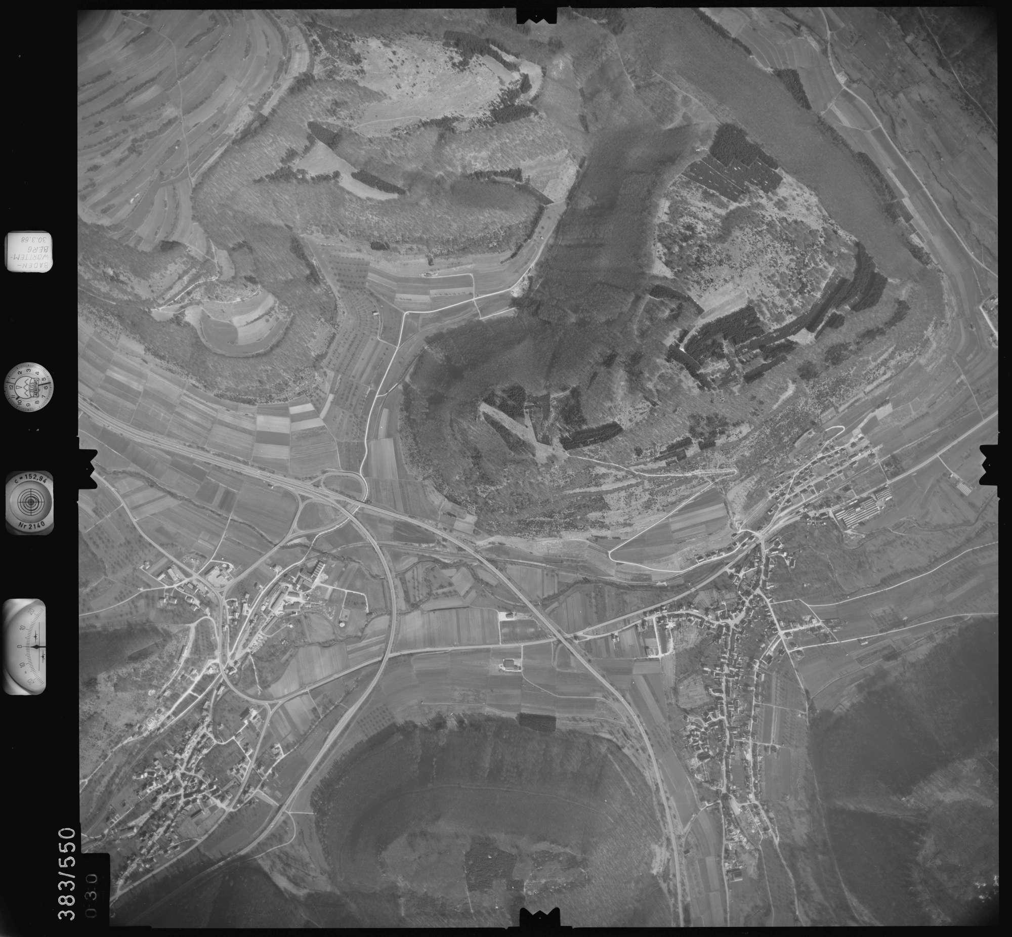 Luftbild: Film 27 Bildnr. 30, Bild 1