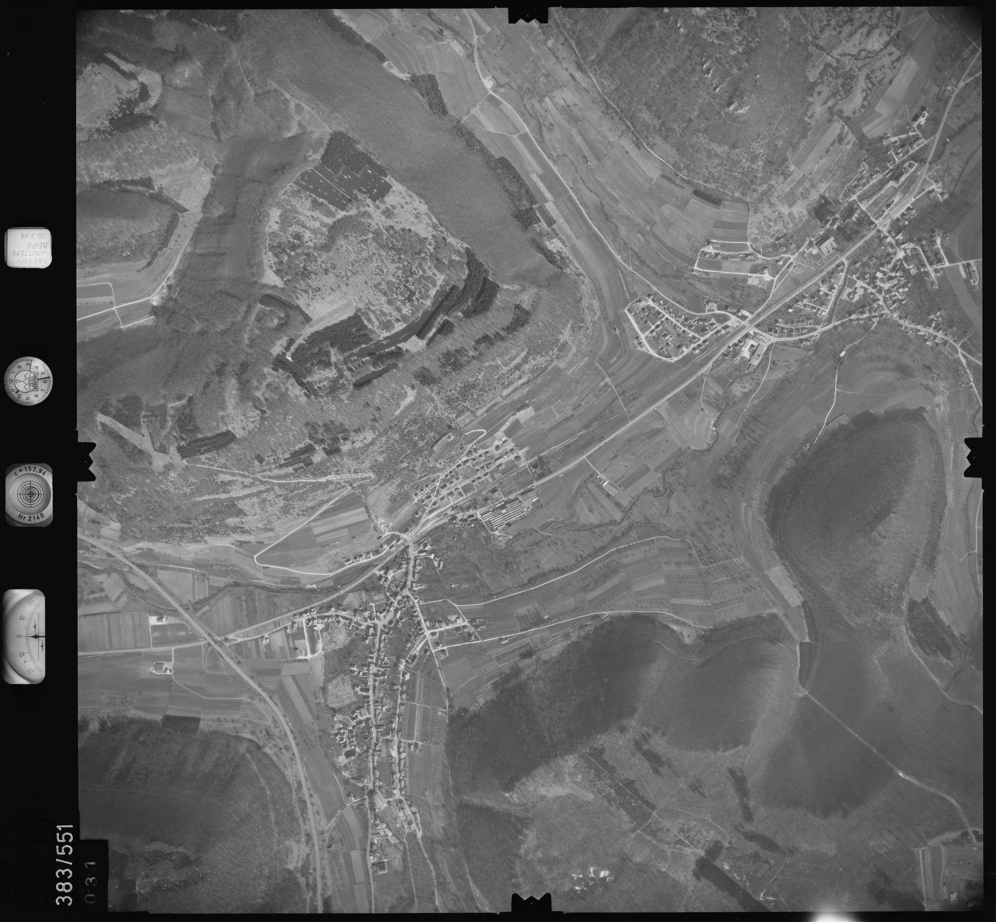 Luftbild: Film 27 Bildnr. 31, Bild 1