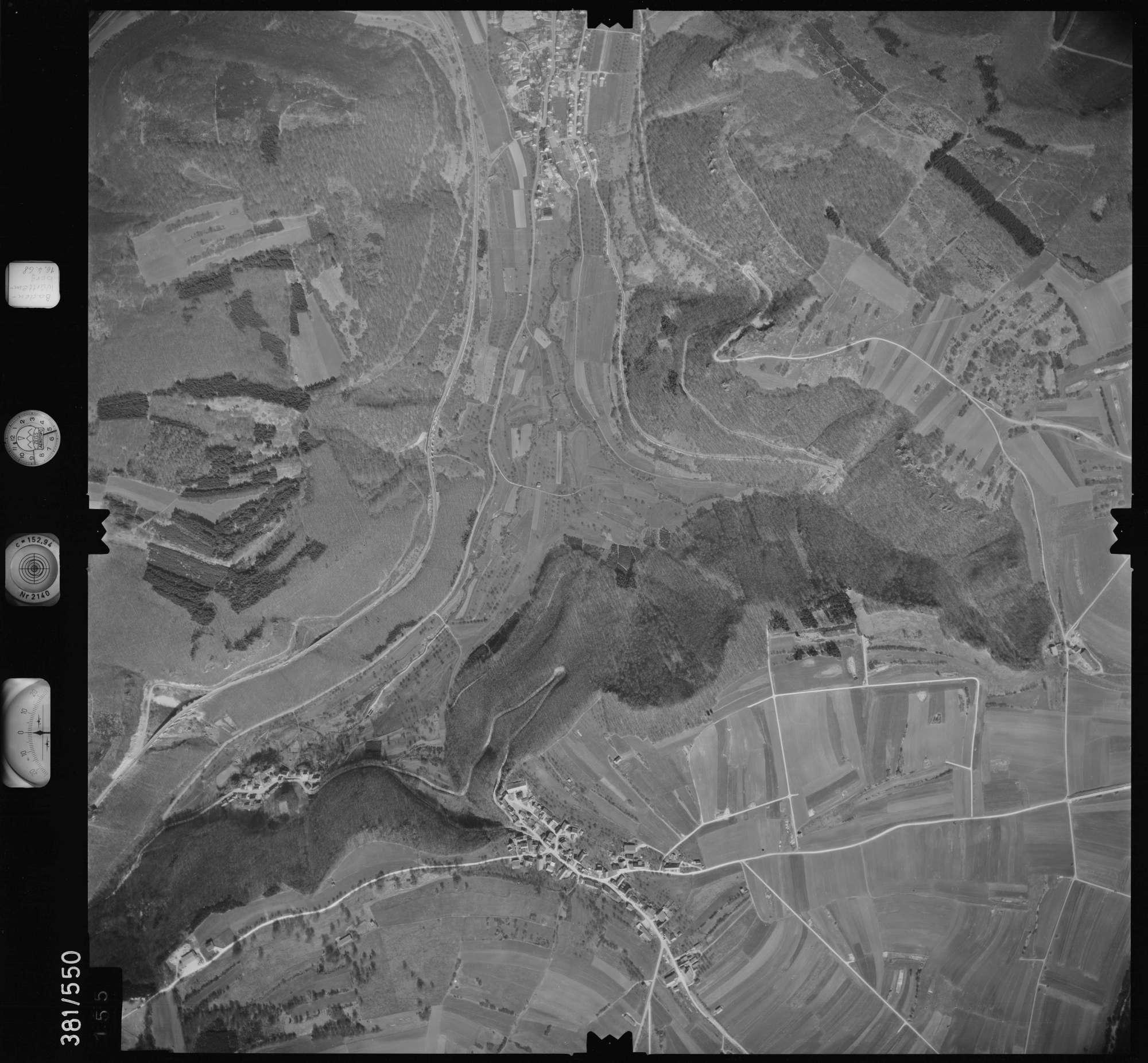 Luftbild: Film 32 Bildnr. 155, Bild 1