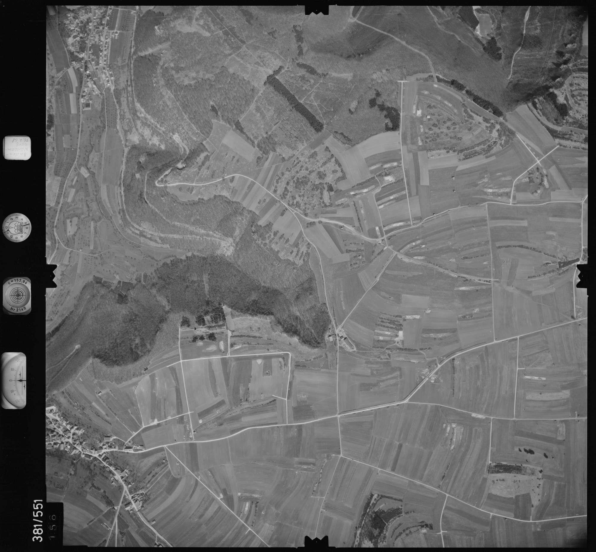 Luftbild: Film 32 Bildnr. 156, Bild 1