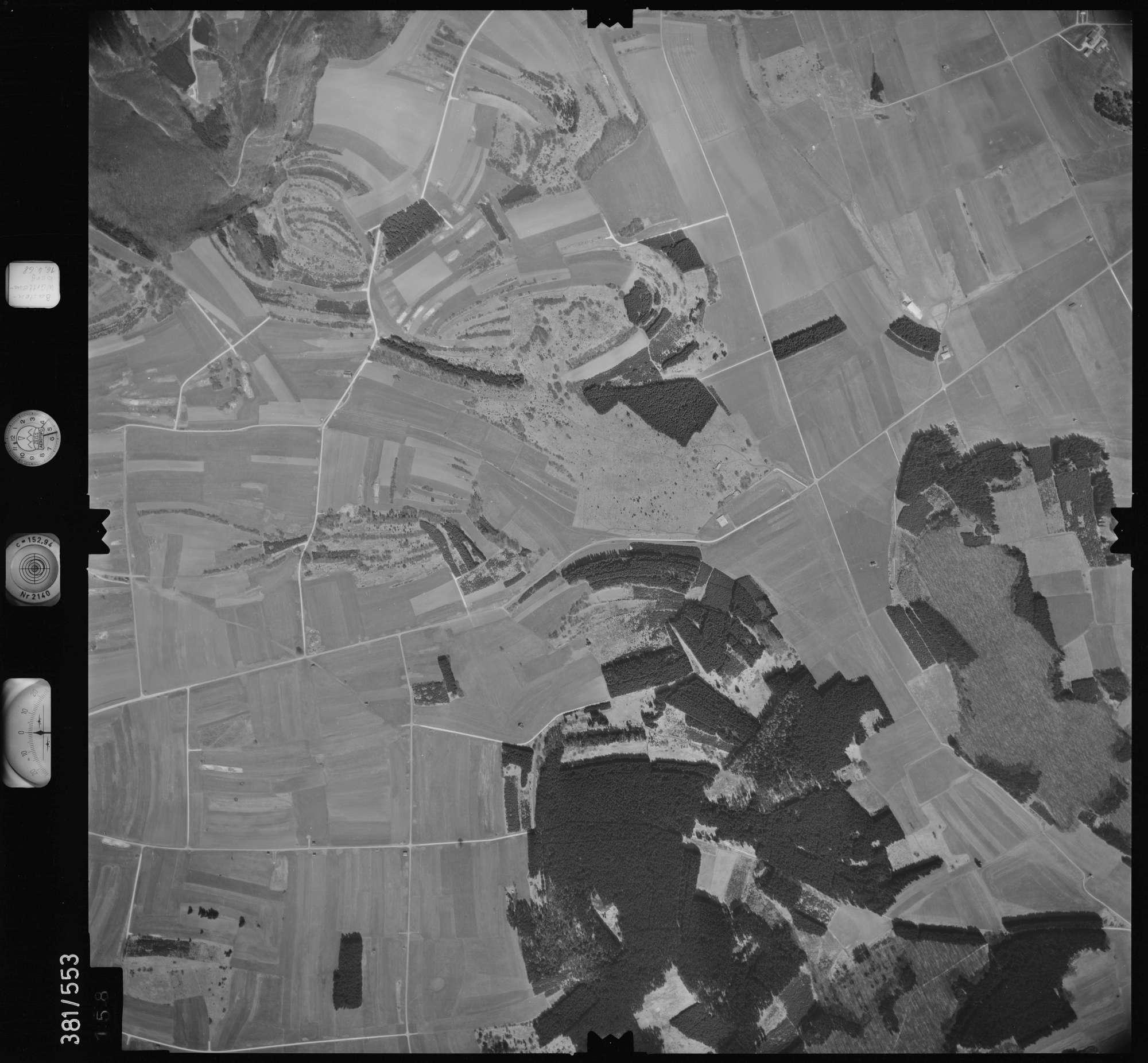 Luftbild: Film 32 Bildnr. 158, Bild 1
