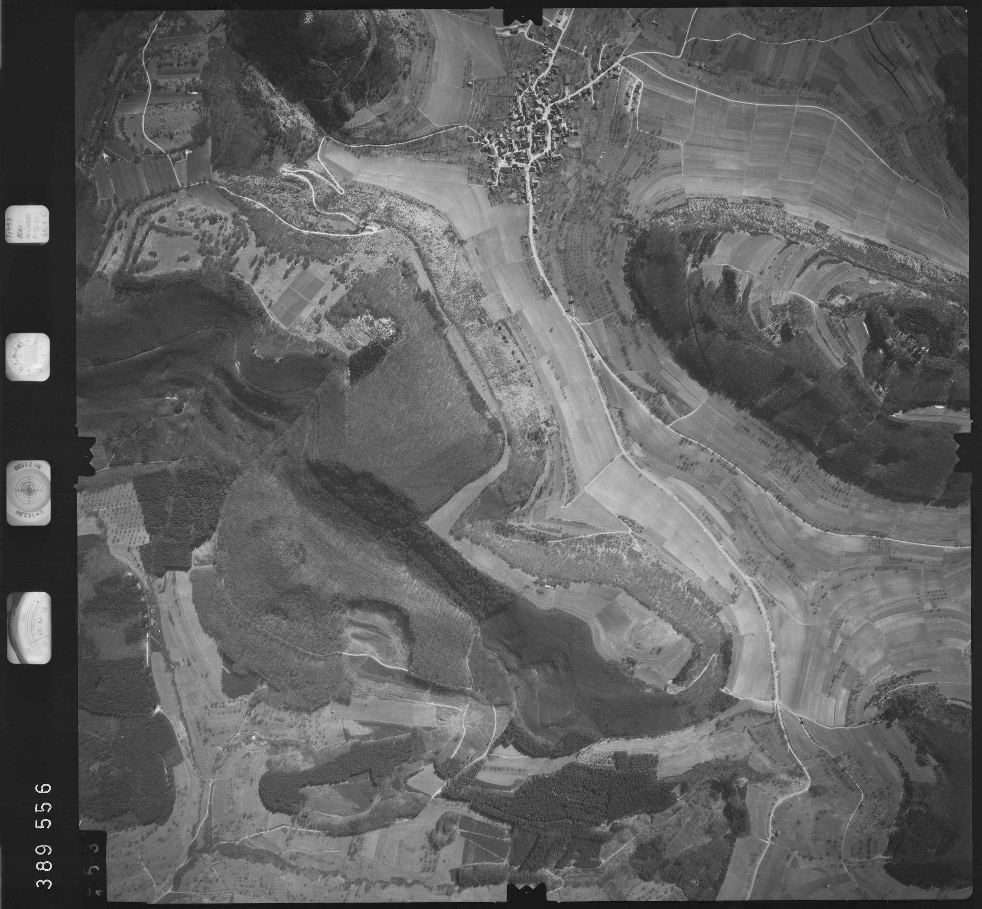 Luftbild: Film 22 Bildnr. 153, Bild 1