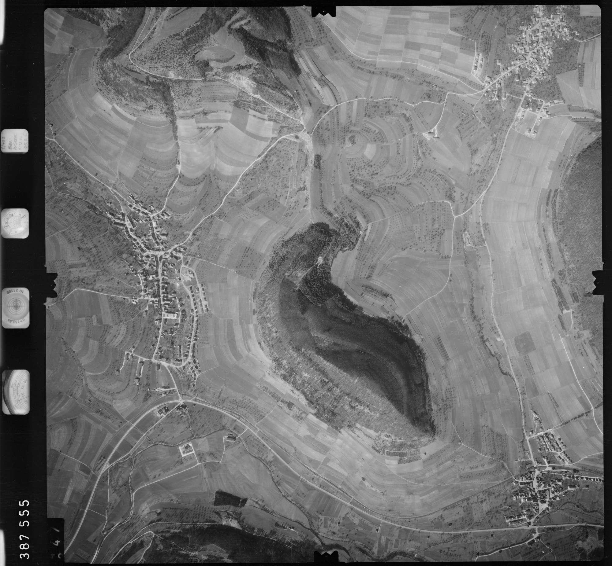 Luftbild: Film 23 Bildnr. 346, Bild 1