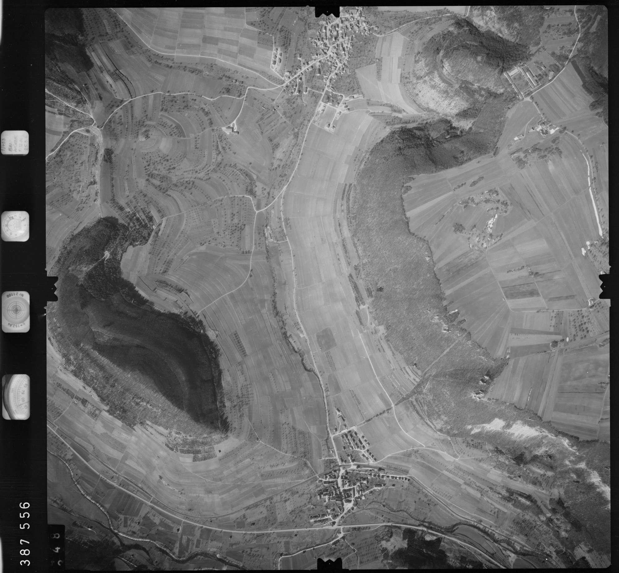 Luftbild: Film 23 Bildnr. 347, Bild 1