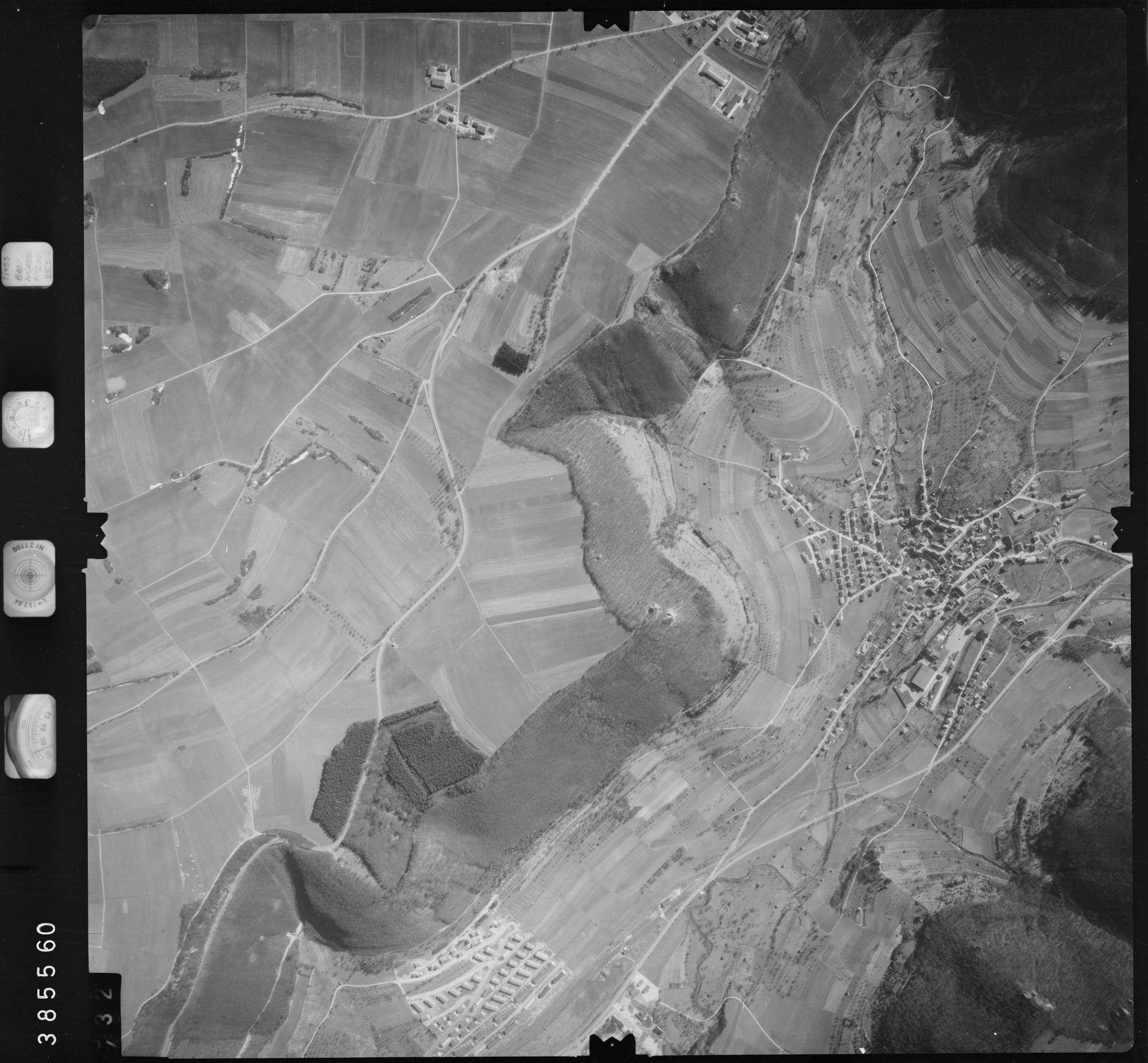 Luftbild: Film 23 Bildnr. 431, Bild 1