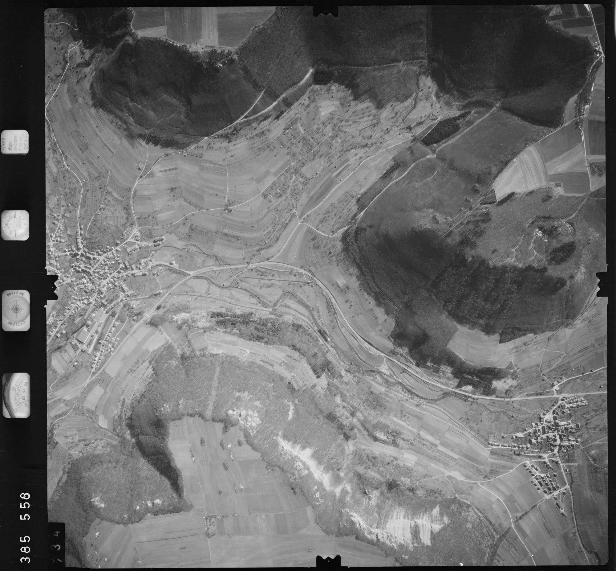 Luftbild: Film 23 Bildnr. 433, Bild 1