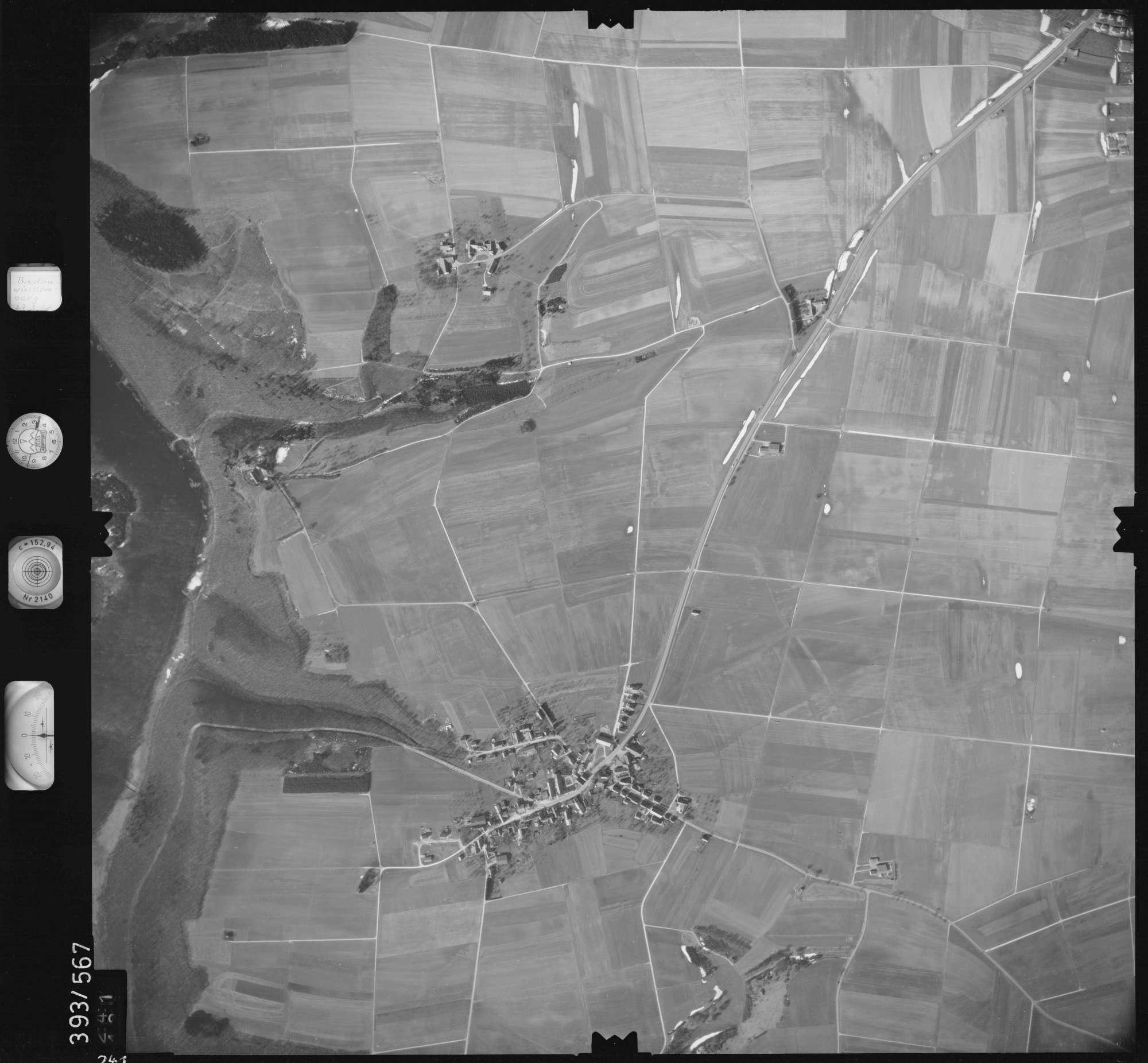 Luftbild: Film 24 Bildnr. 241, Bild 1