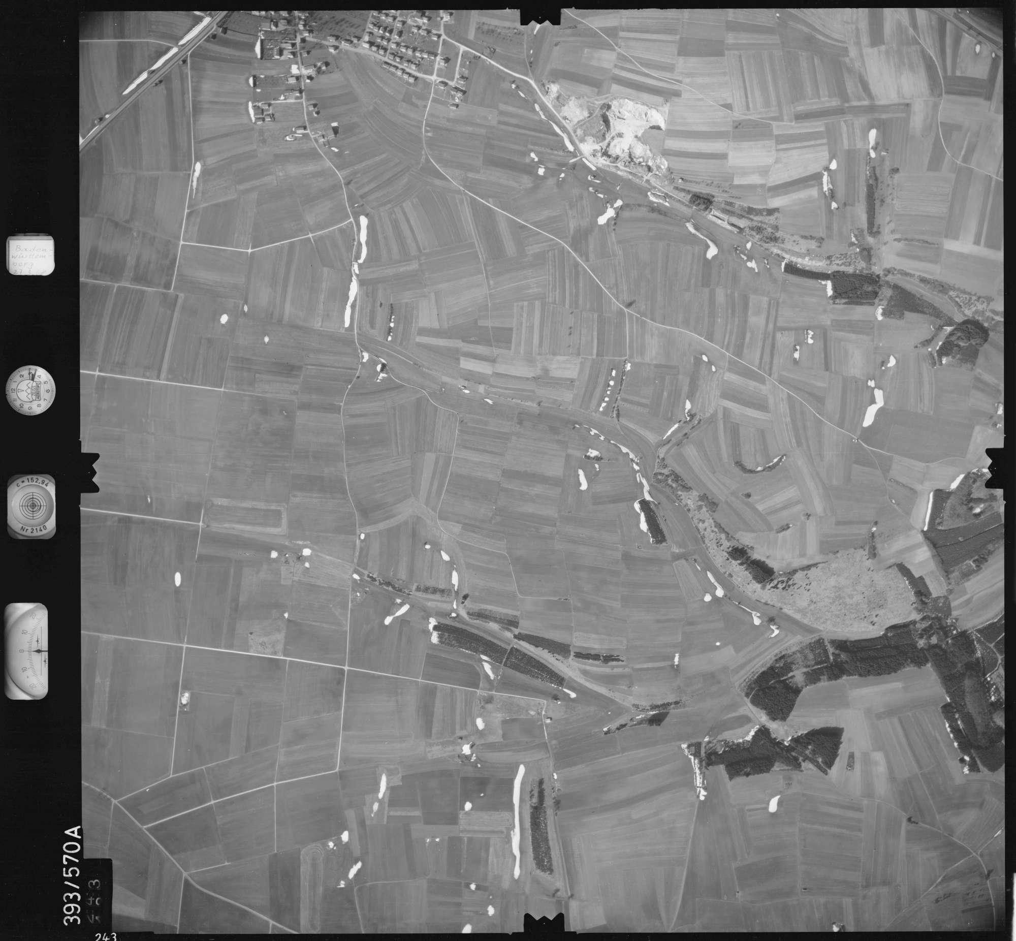 Luftbild: Film 24 Bildnr. 243, Bild 1
