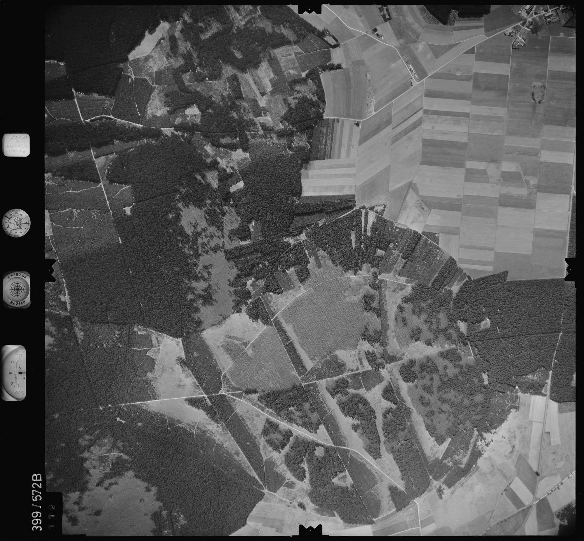 Luftbild: Film 32 Bildnr. 112, Bild 1