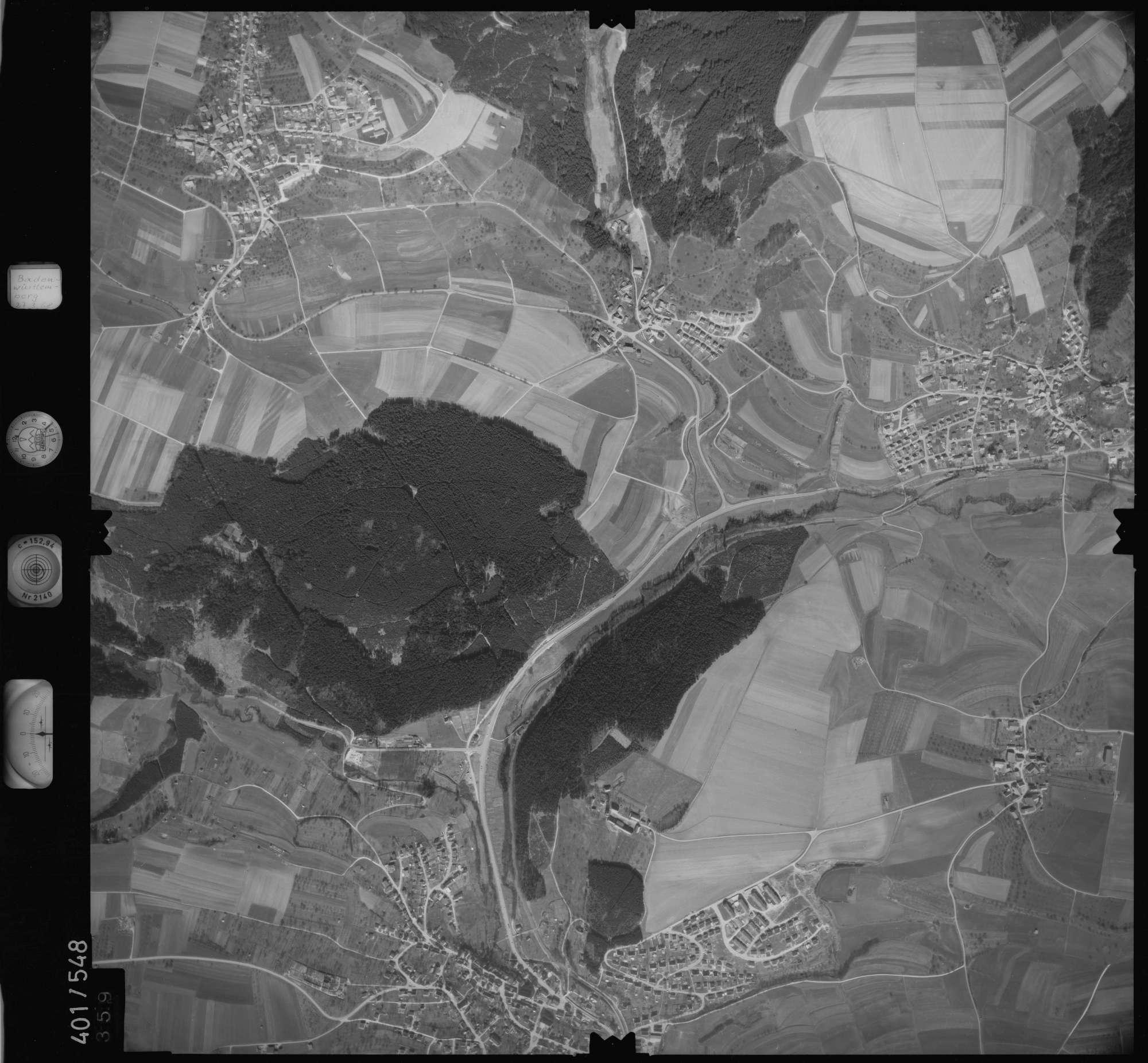 Luftbild: Film 10 Bildnr. 359, Bild 1