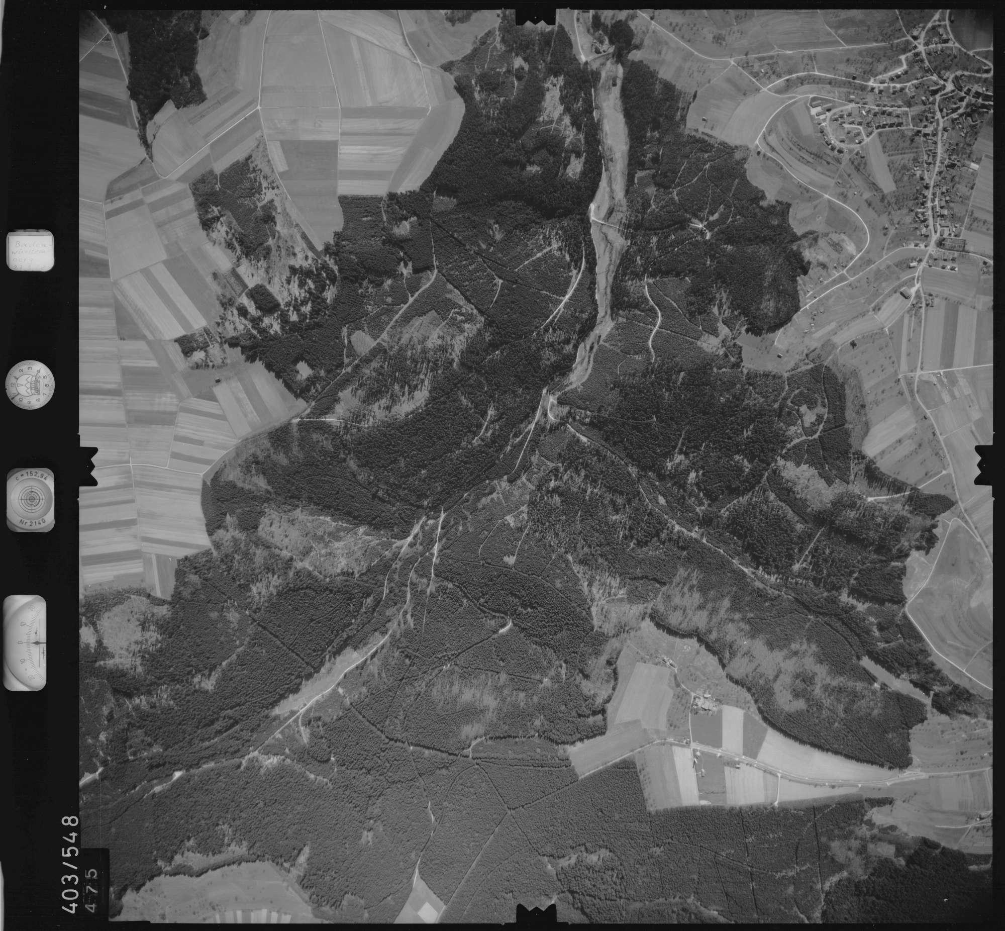 Luftbild: Film 10 Bildnr. 475, Bild 1