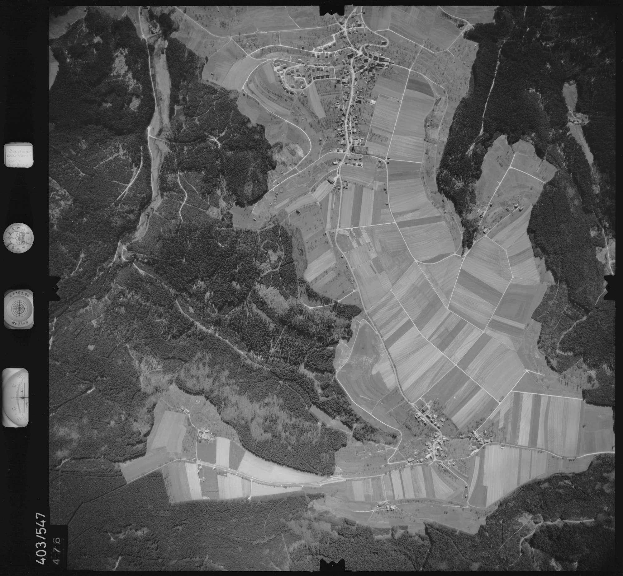Luftbild: Film 10 Bildnr. 476, Bild 1