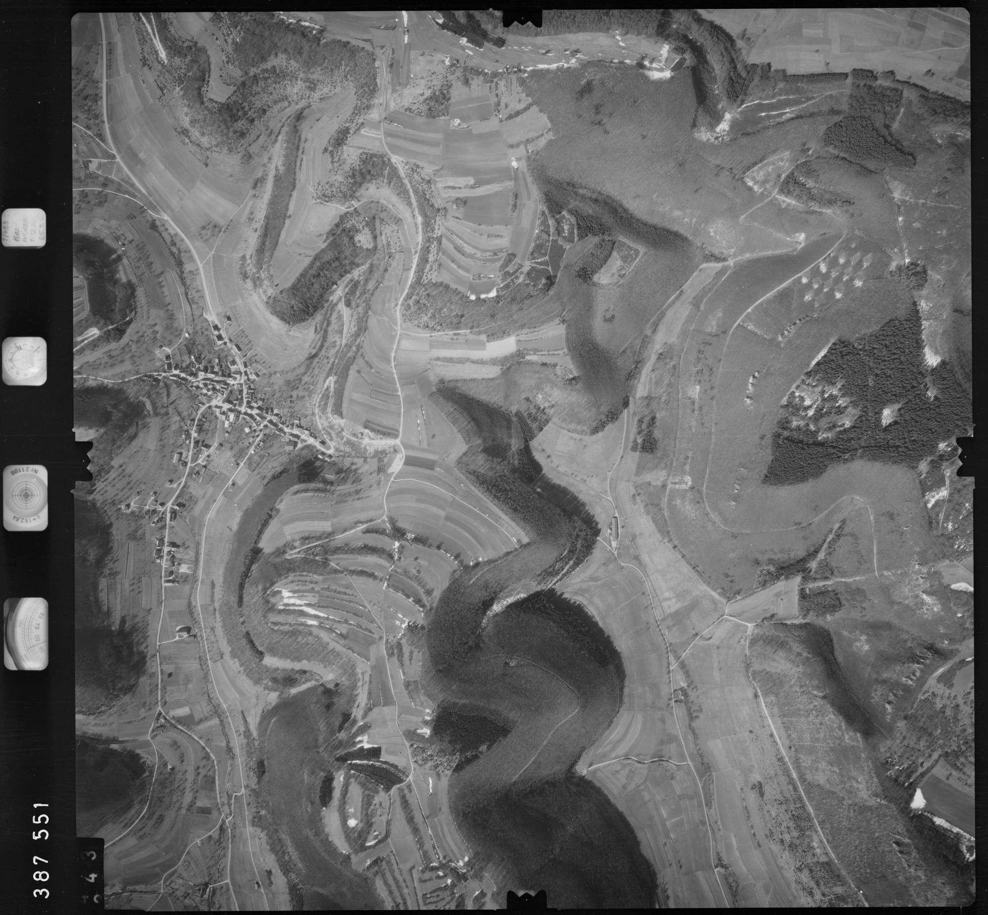 Luftbild: Film 23 Bildnr. 342, Bild 1