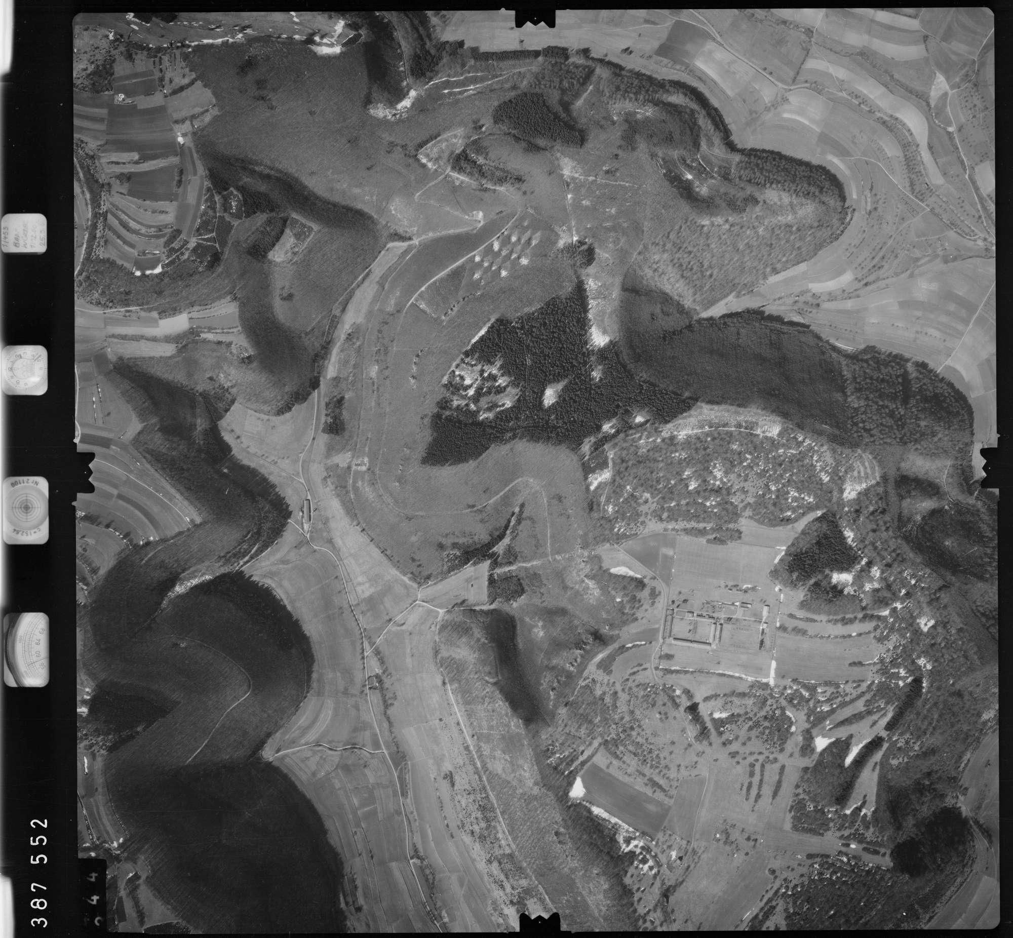 Luftbild: Film 23 Bildnr. 343, Bild 1