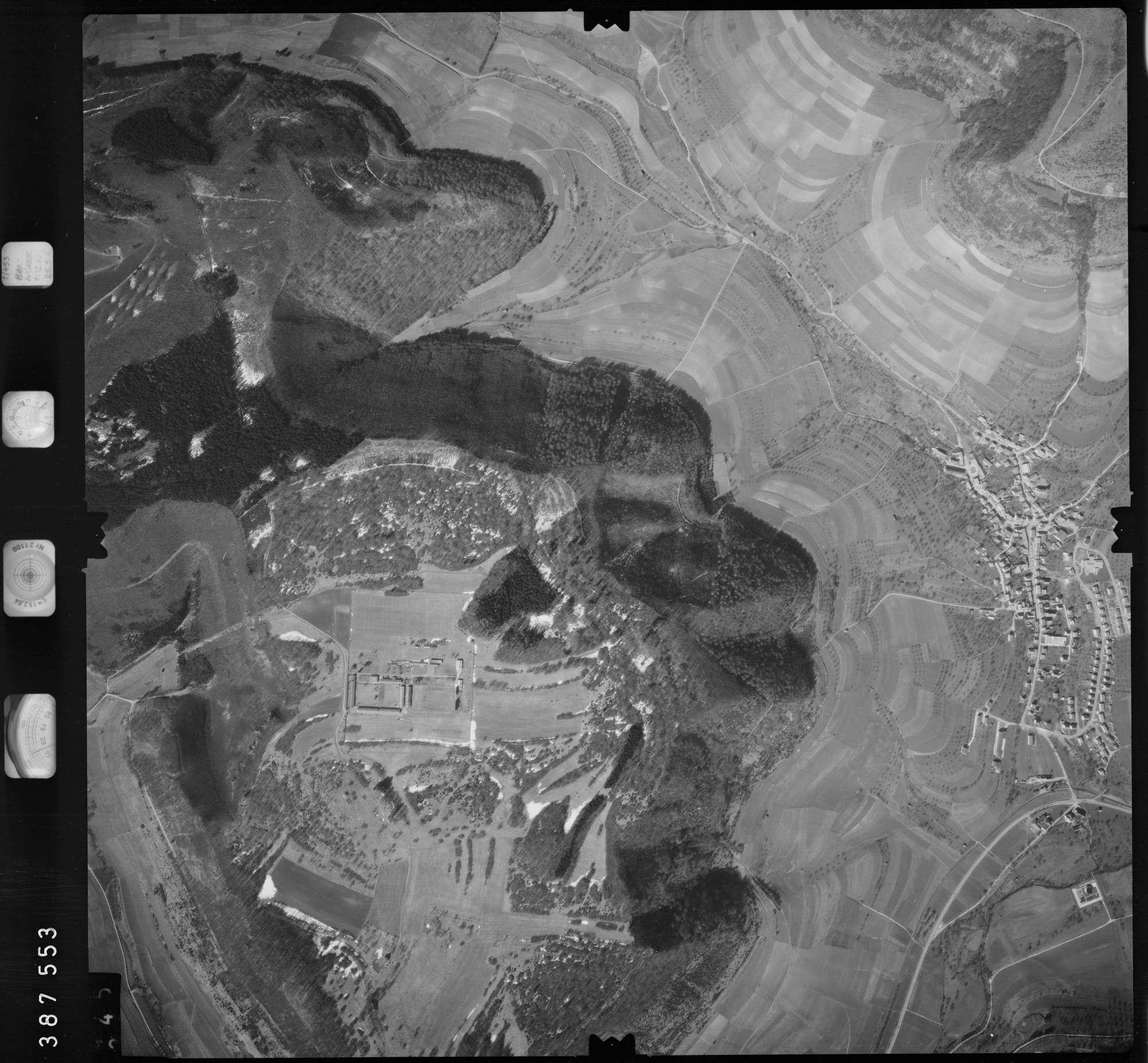 Luftbild: Film 23 Bildnr. 344, Bild 1
