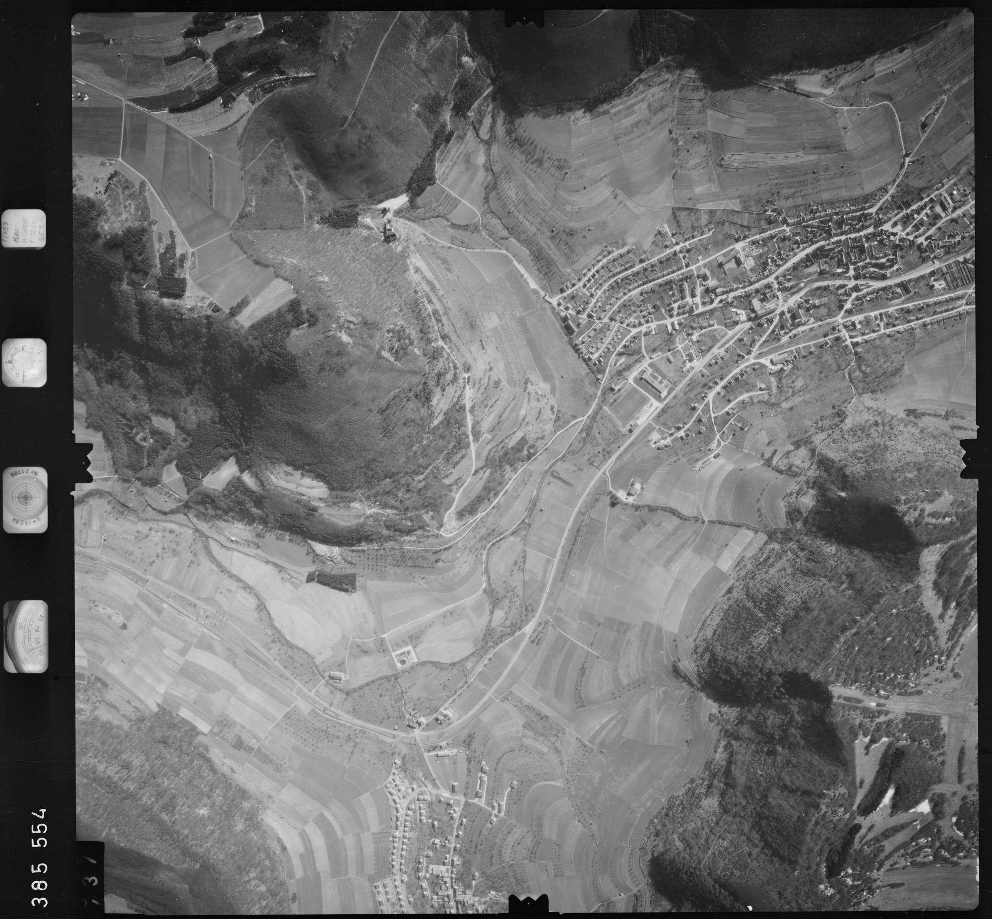 Luftbild: Film 23 Bildnr. 436, Bild 1