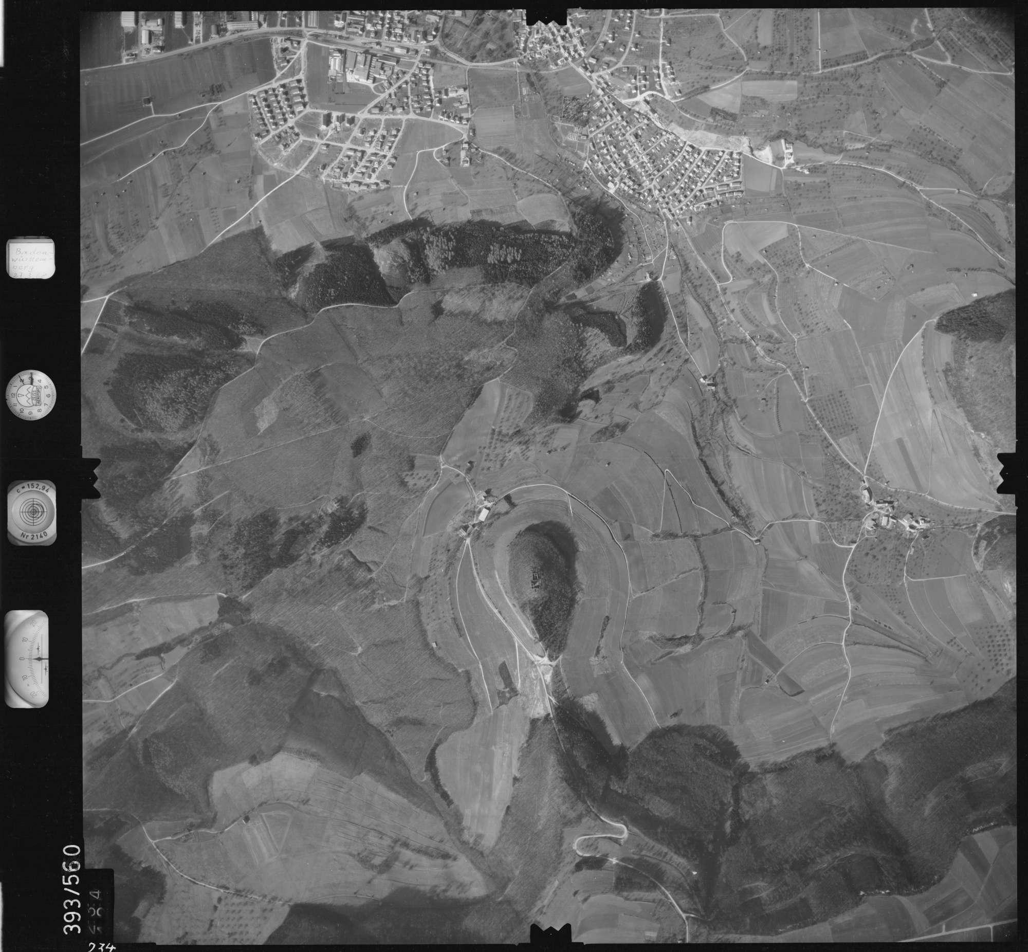 Luftbild: Film 24 Bildnr. 234, Bild 1